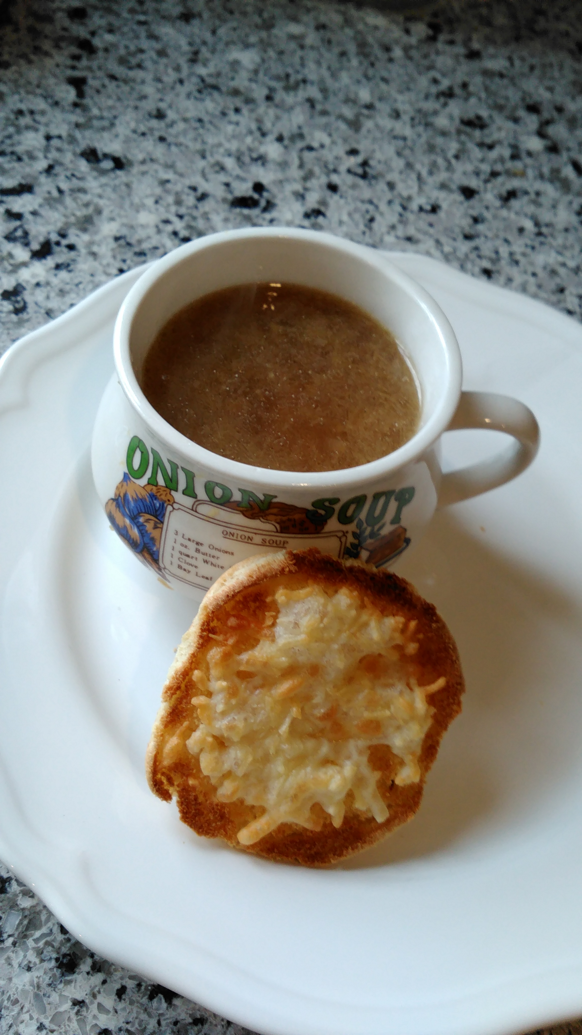 Easy and Amazing French Onion Soup Bren