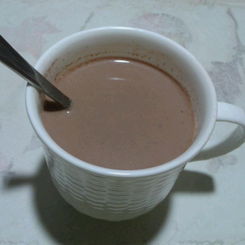Cinnamon Hot Chocolate Mix Anonymous