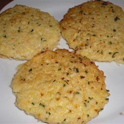 Savory Rice Pancakes