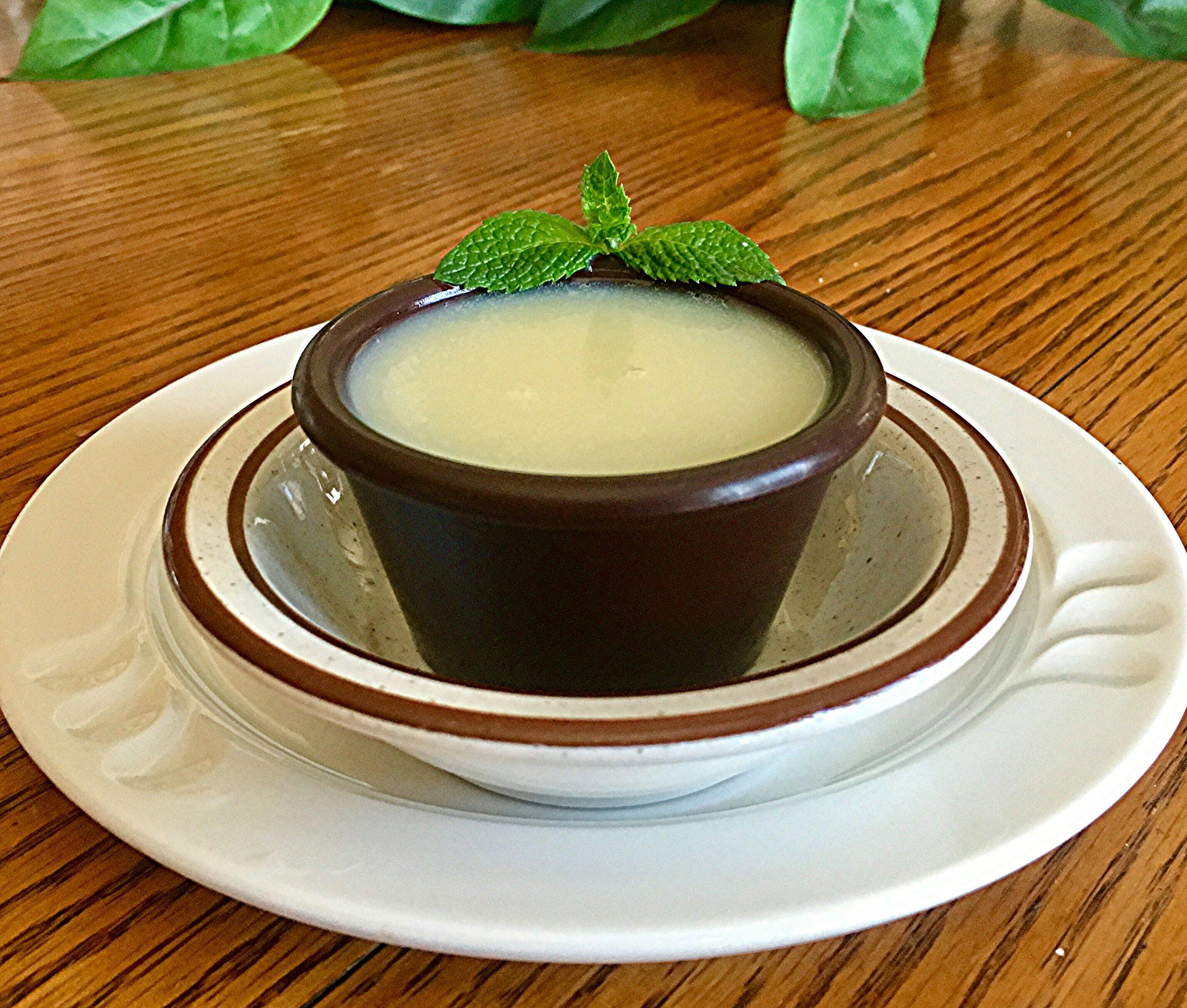 Easy White Chocolate Ganache