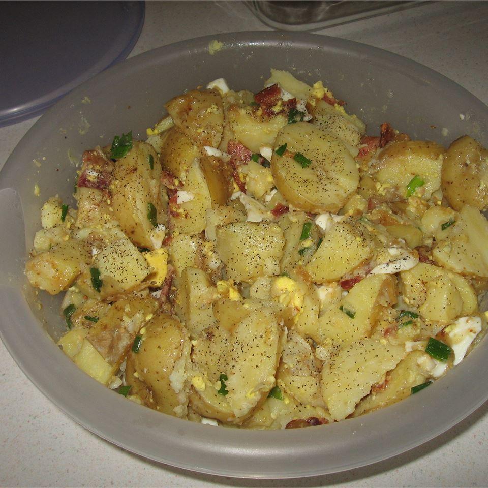 German Potato Salad tom a