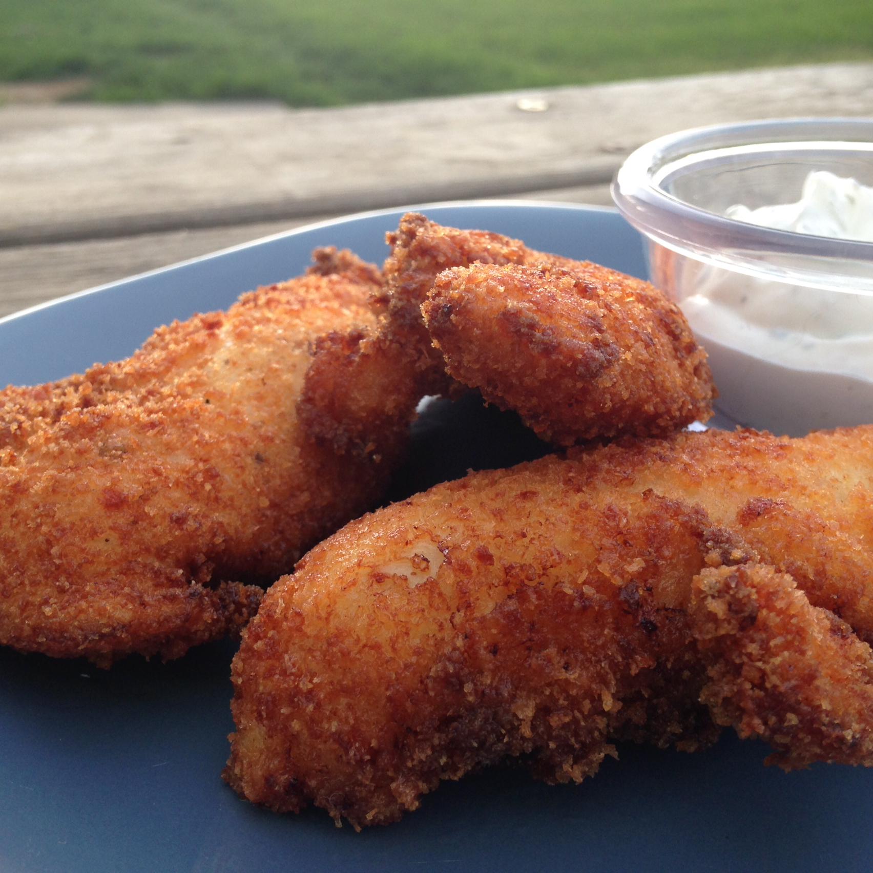 Kiki's Favorite Deep-Fried Buttermilk Chicken Tenders Lady Linda
