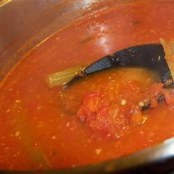 Homemade Tomato Sauce I pomplemousse