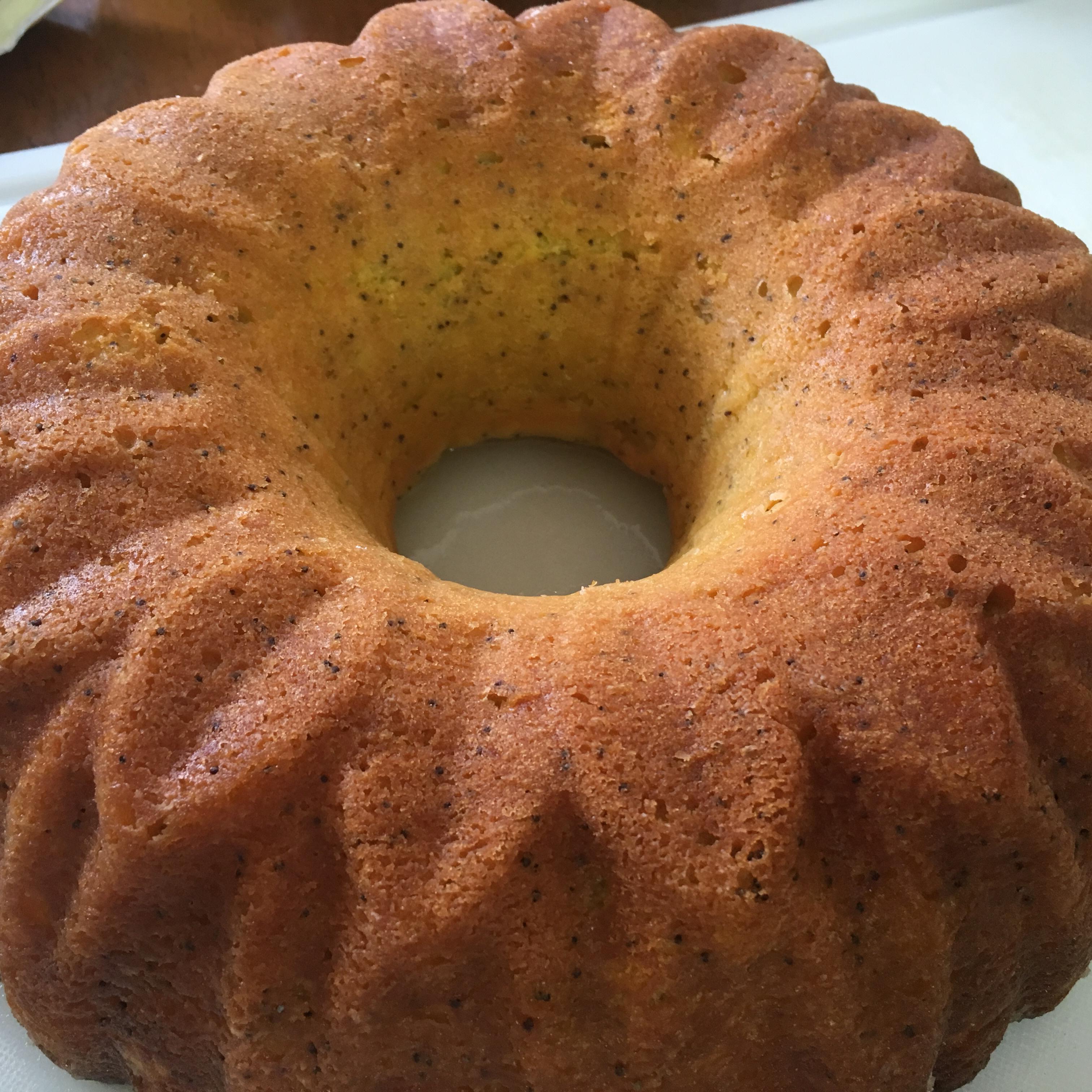 Easy Lemon Lover's Bundt® Cake CorkiDeCat