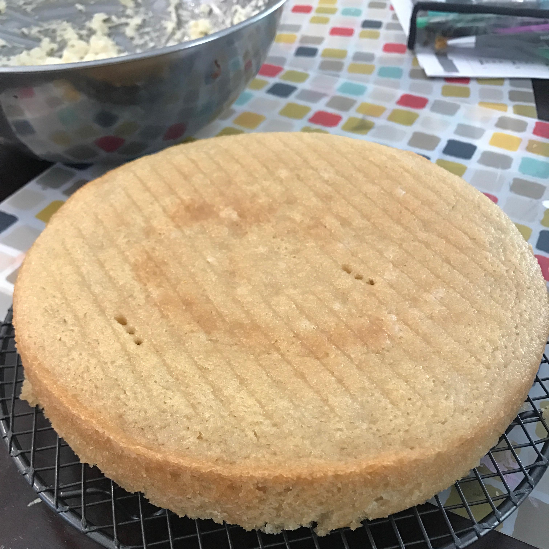 Vegan Basic Vanilla Cake Faith Aloboudi