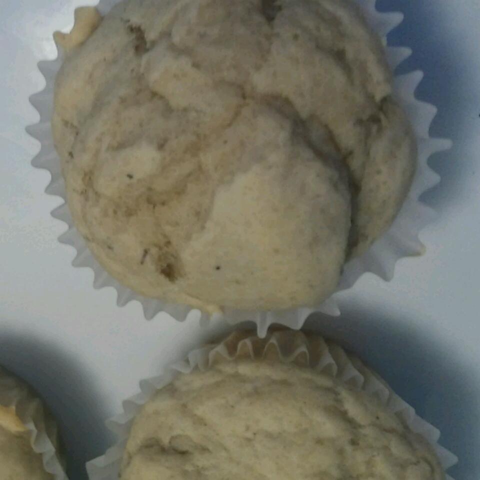Dietetic Banana Nut Muffins