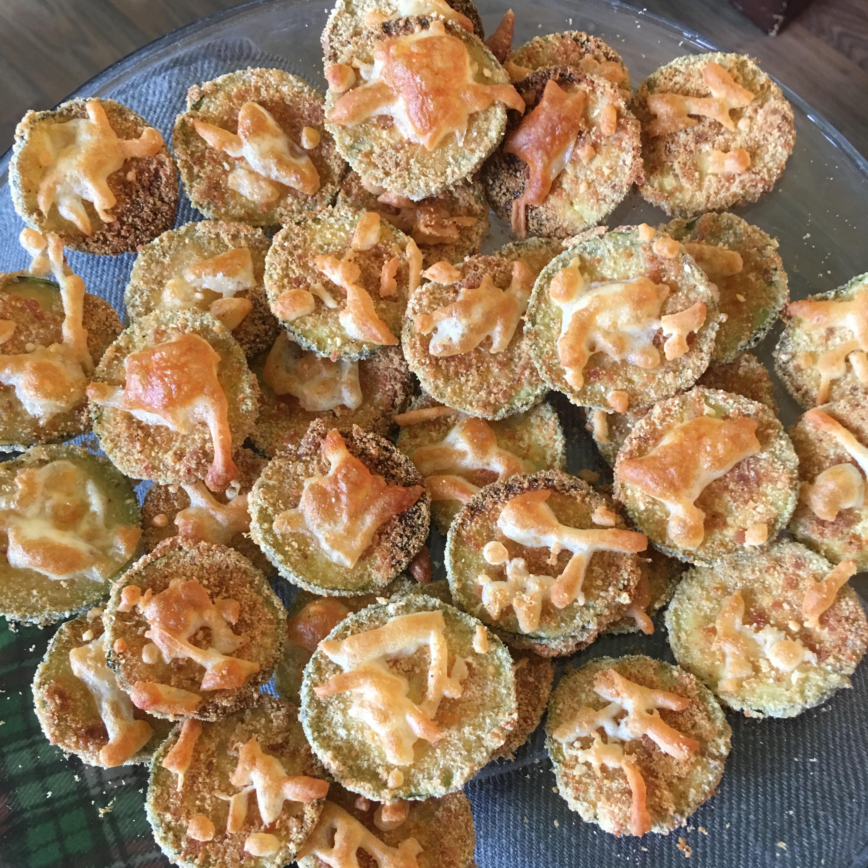 Healthy Zucchini Chips nikki