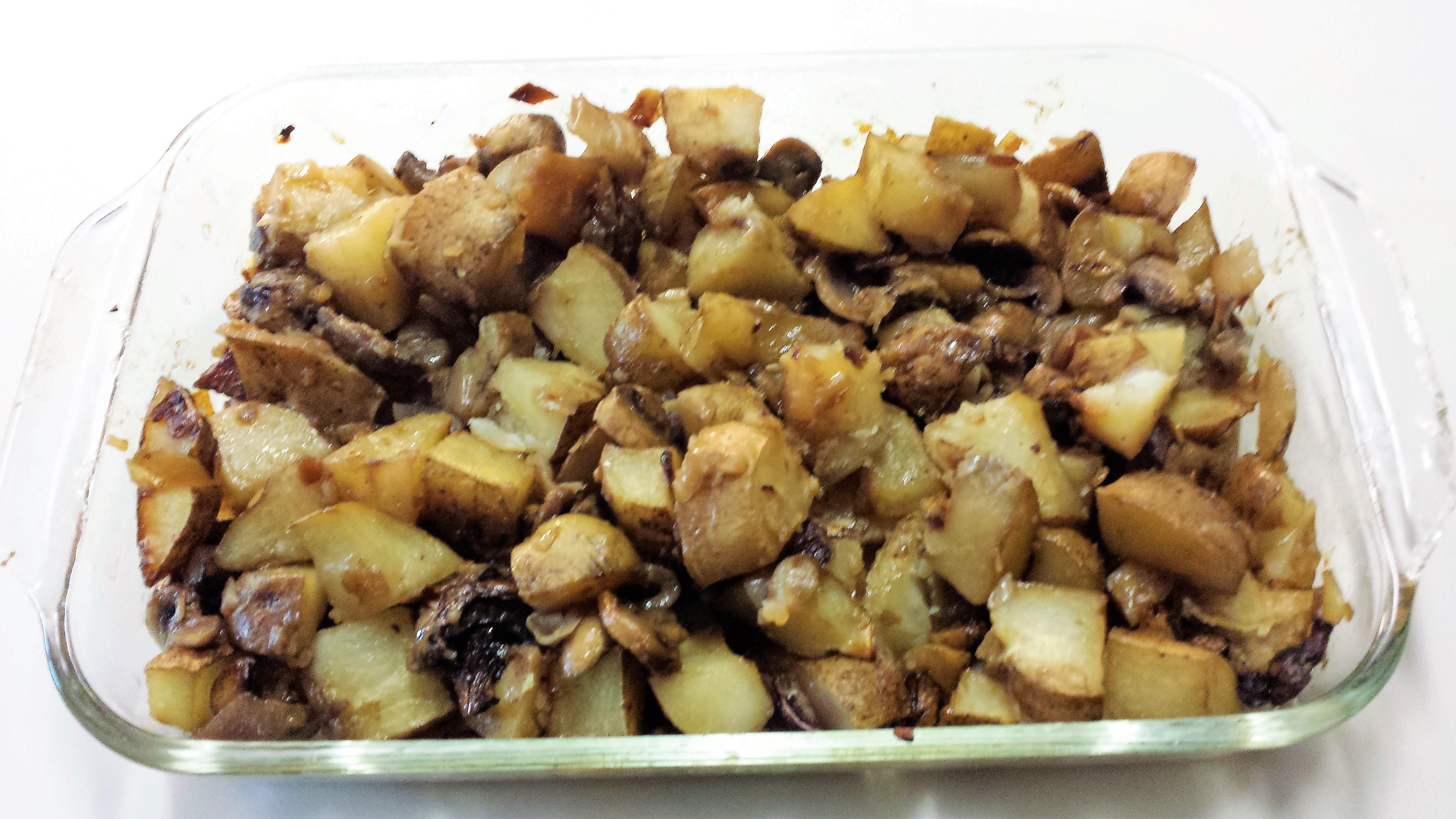 Camper's Potatoes James