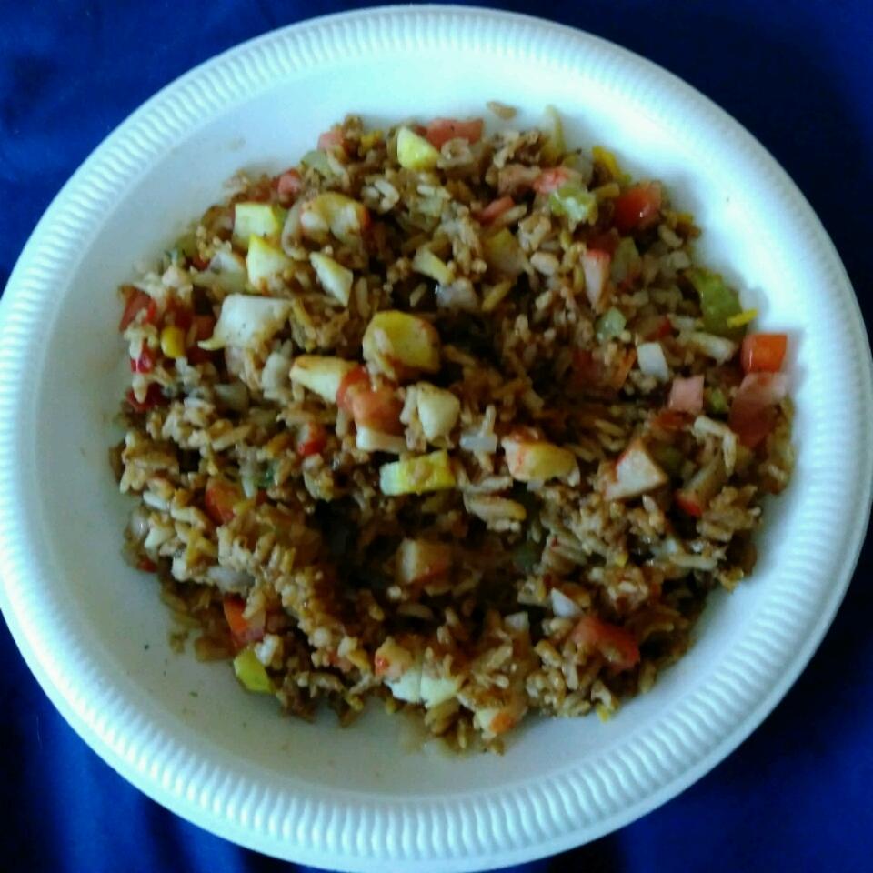 Crab Fried Rice Chonta Wilcox