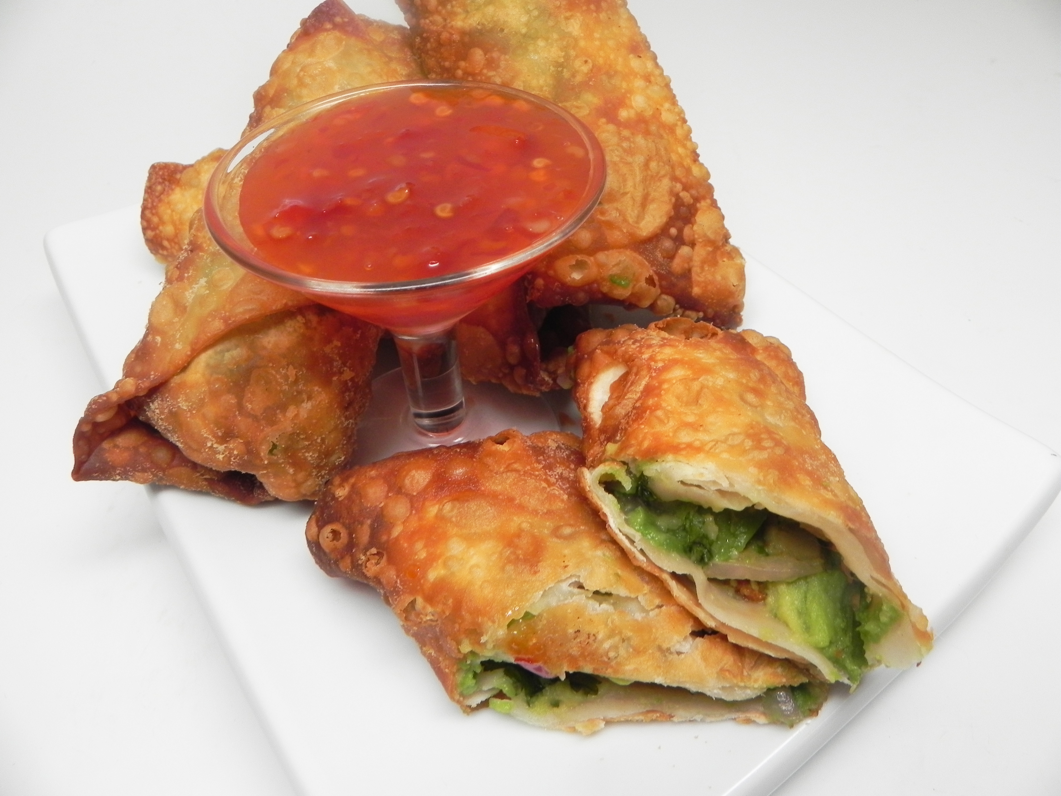The Cheesecake Factory® Avocado Egg Rolls