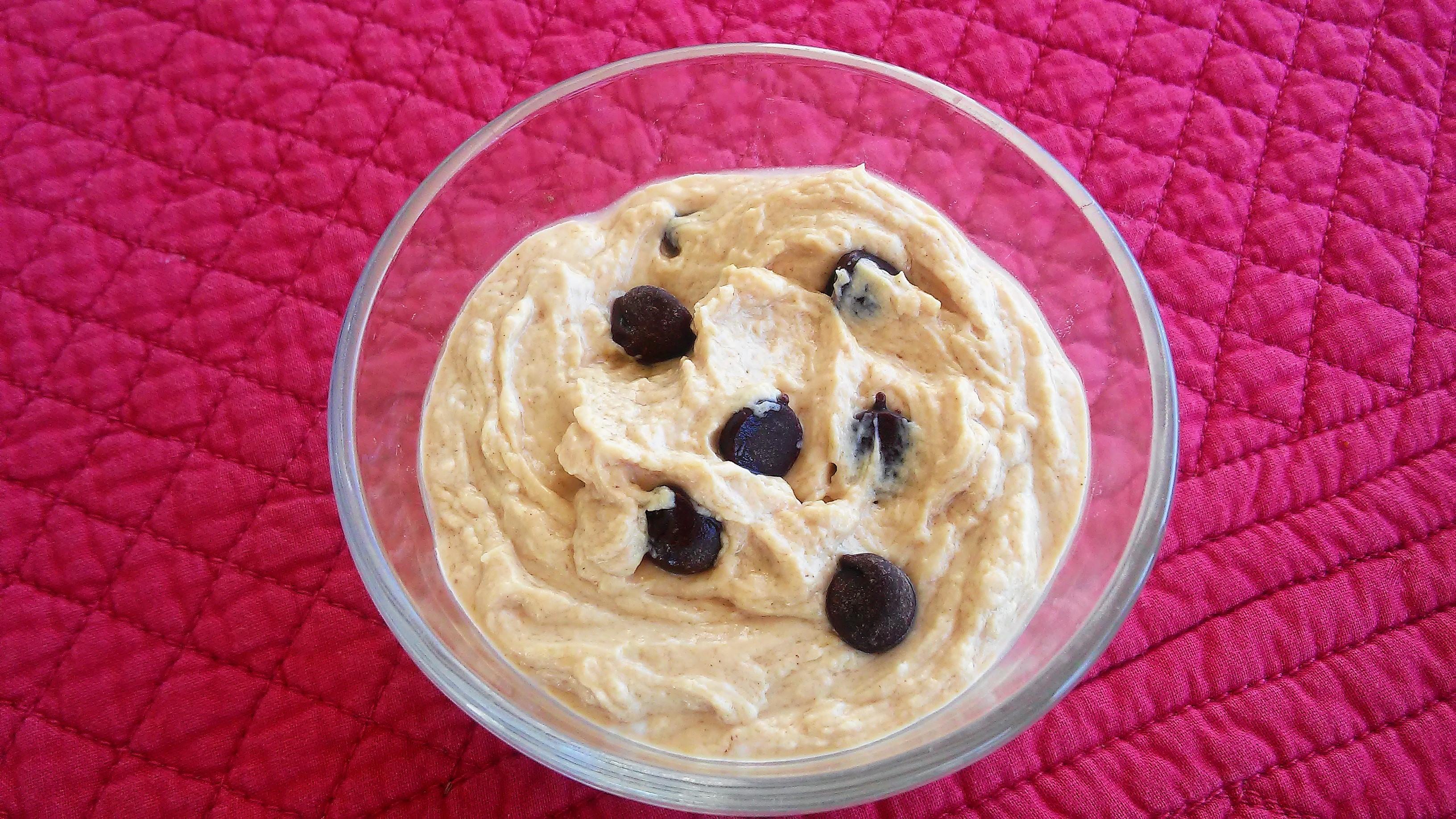 Healthy Peanut Butter Mousse Tammy Lynn