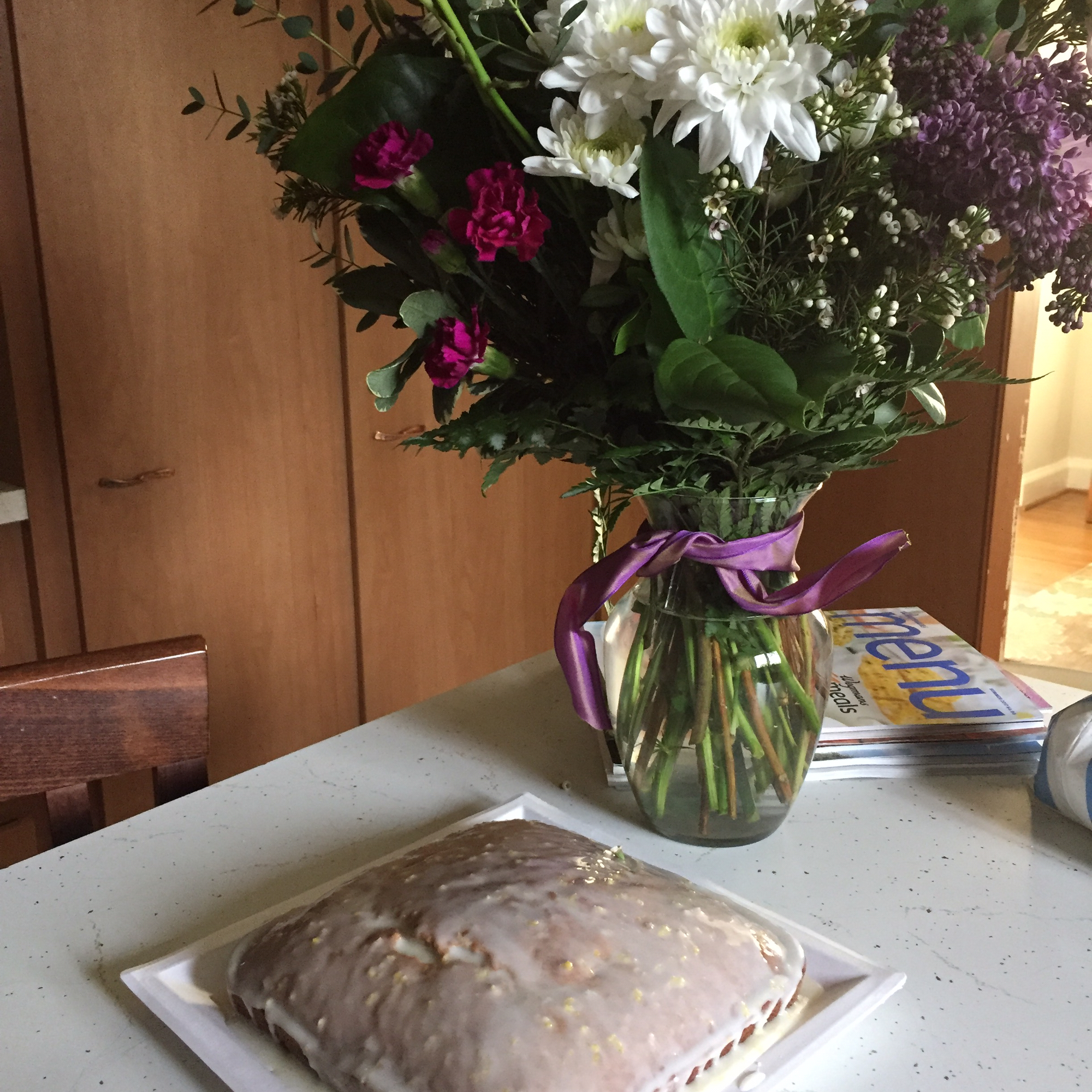 Sour Milk Spice Cake Karen Ester