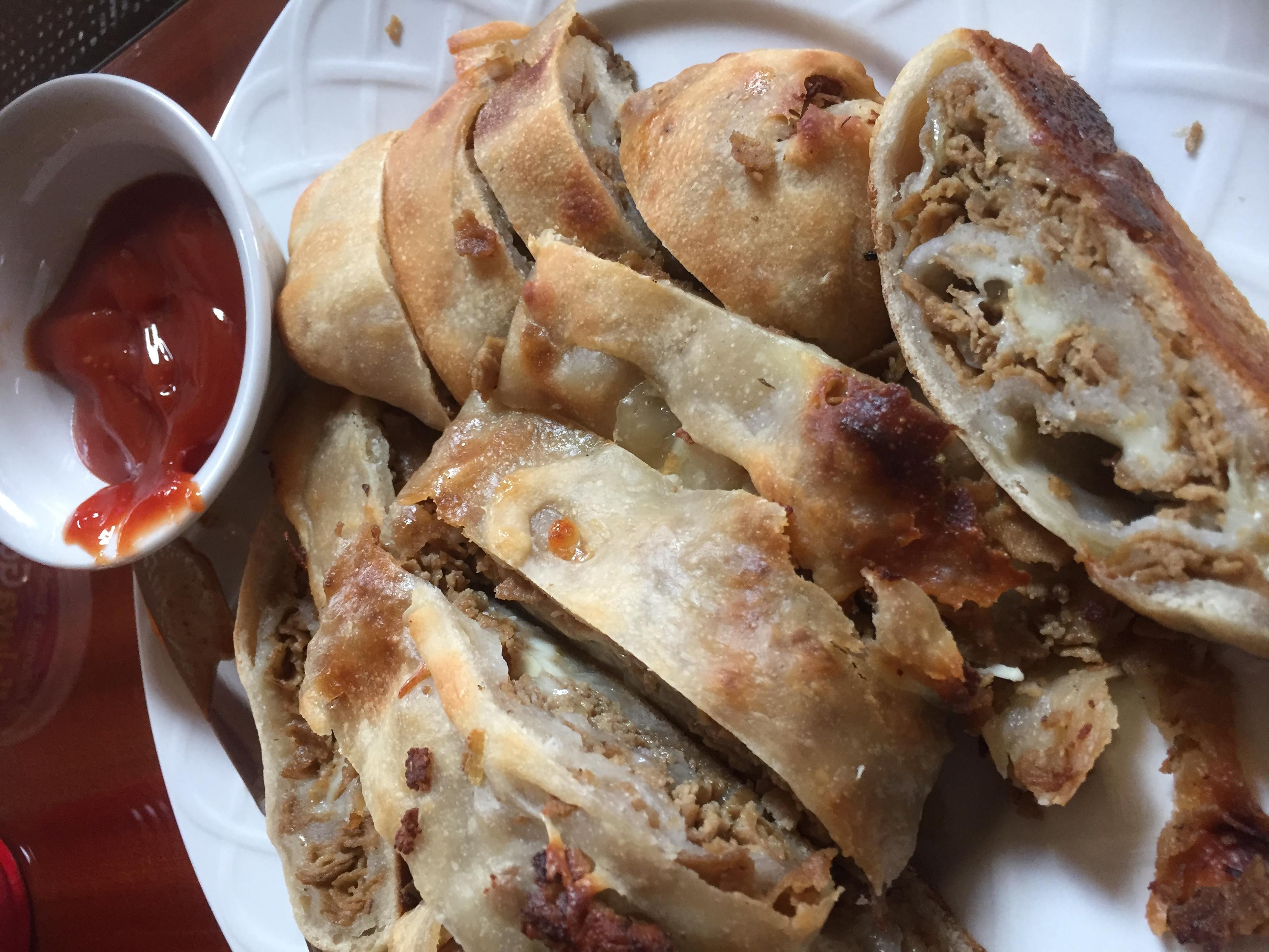 Cheesesteak Stromboli tcasa