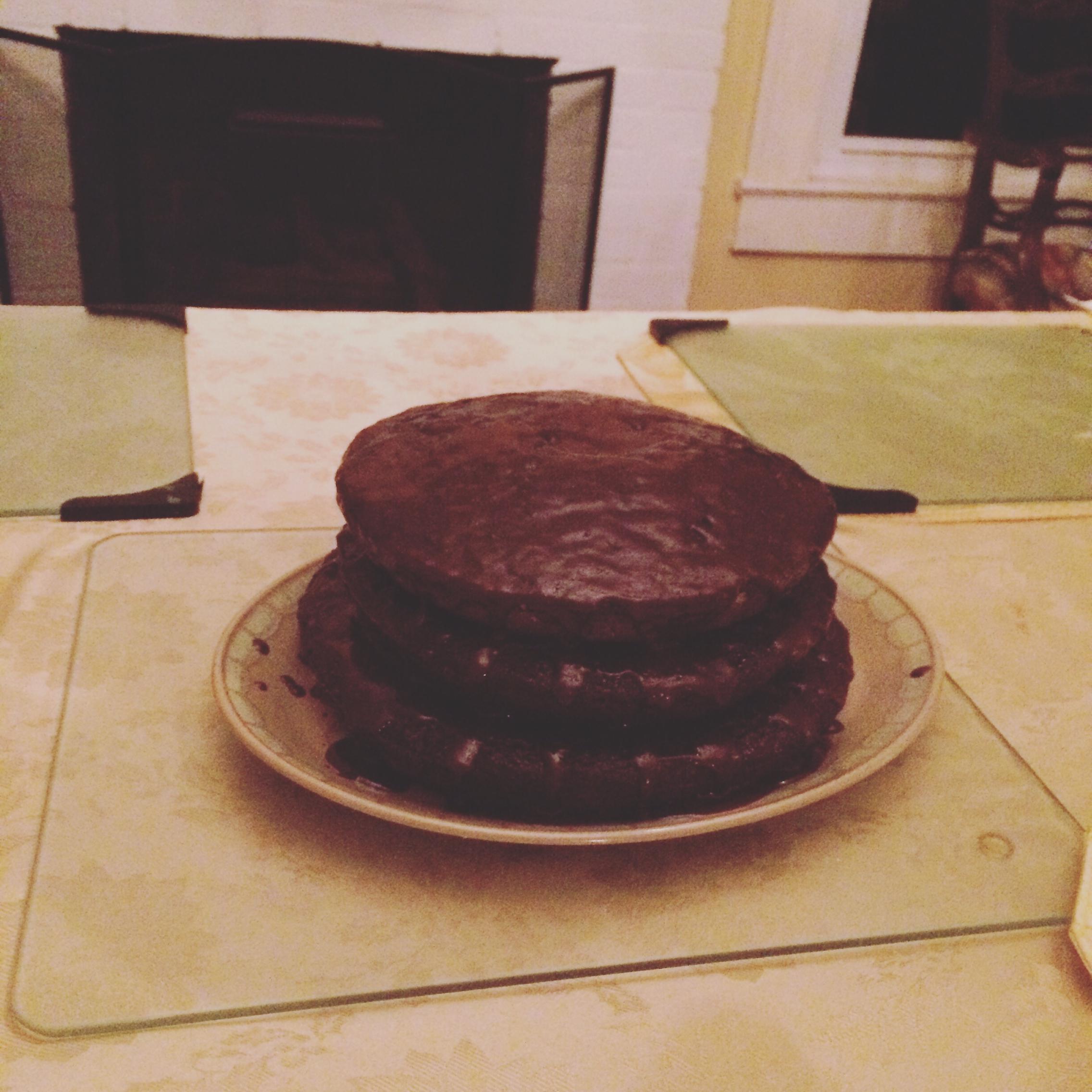 Chocolate Frosting V
