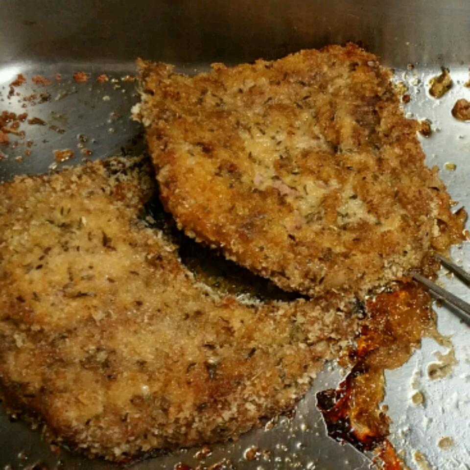 Easy Oven-Fried Pork Chops Darrell