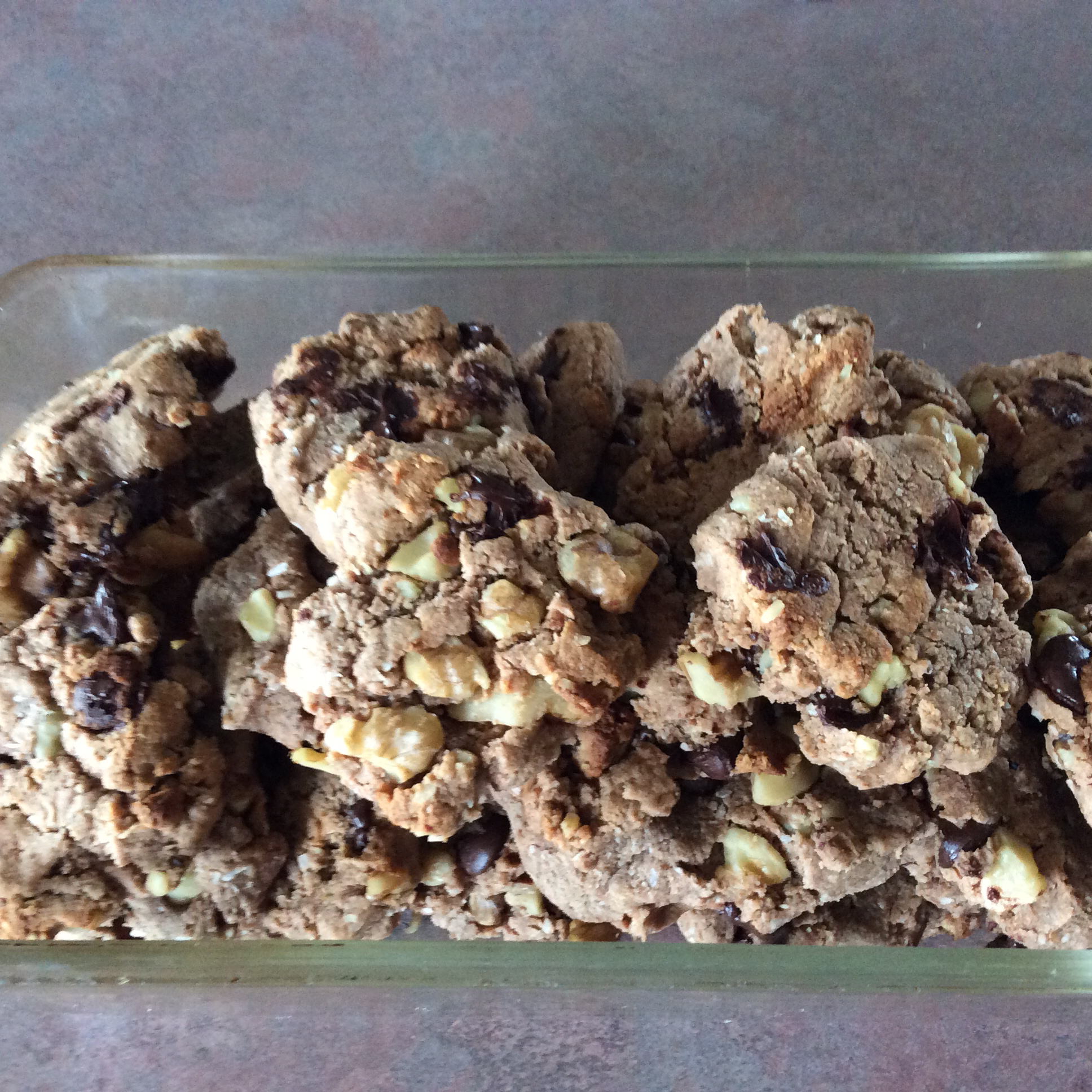 Paleo Coconut Dark Chocolate Chip Cookies Barr Marla