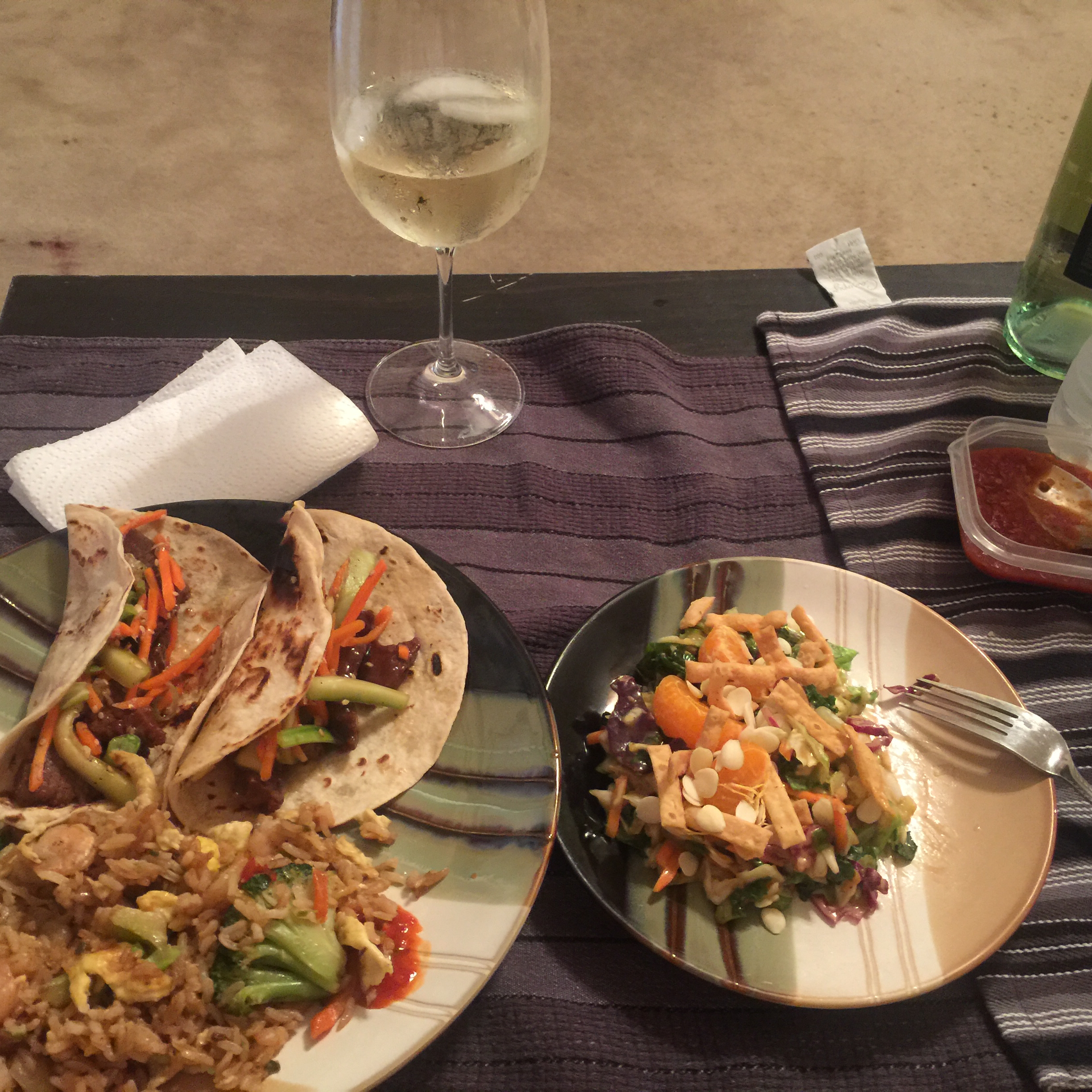 Asian Tacos Sous-Chef Javier
