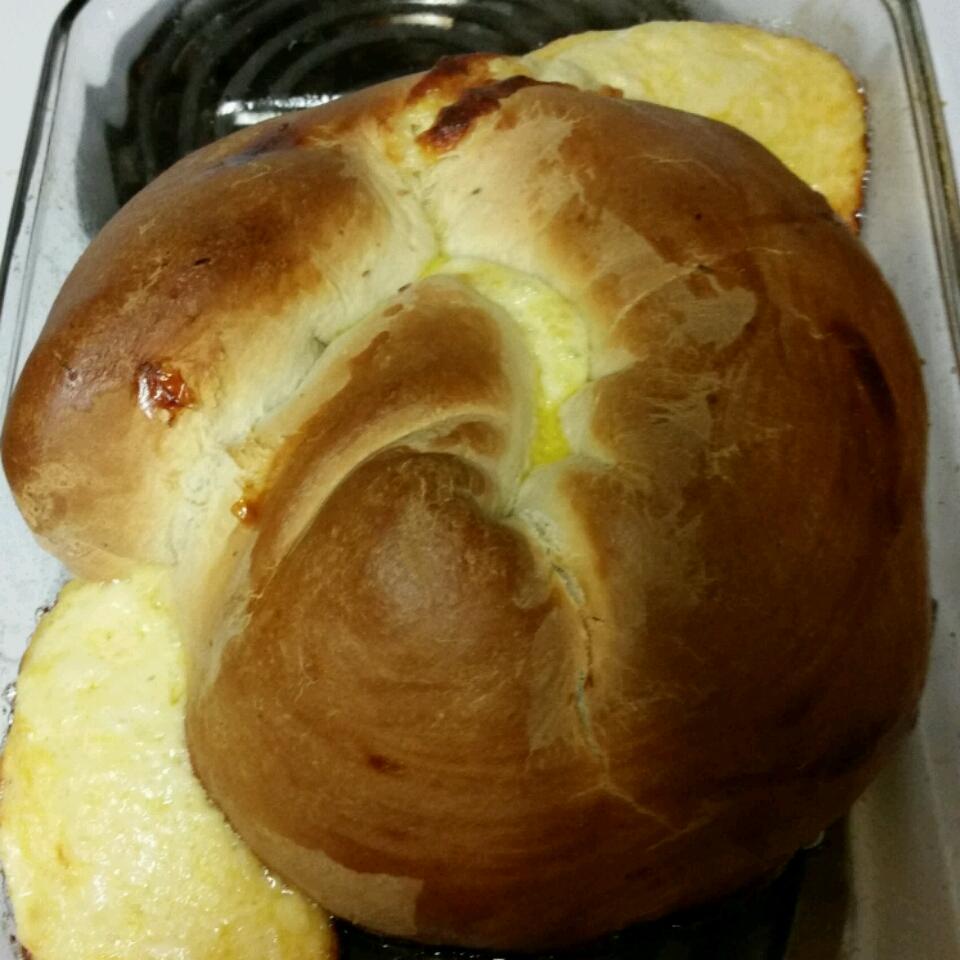 Fondue Bread Violette