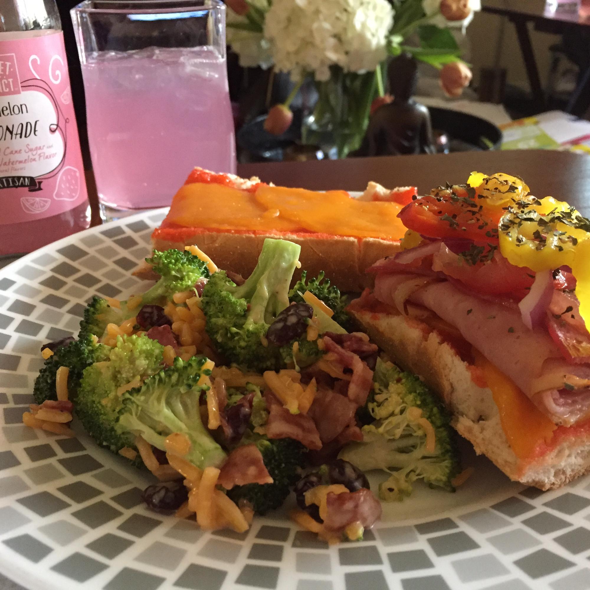Colorful Broccoli Salad