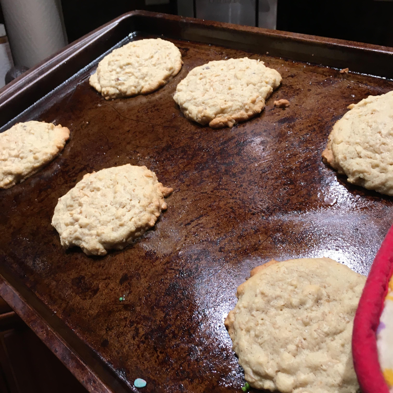 Oatmeal Cinnamon Cookies Anne Bryson