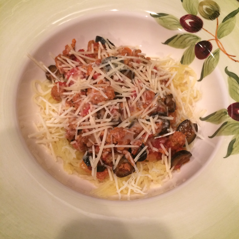 Spaghetti Squash I