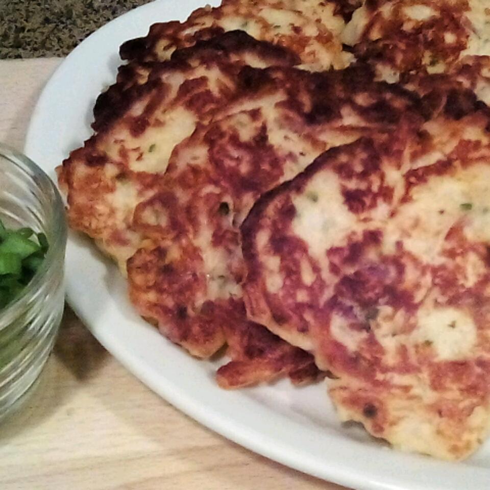 Irish Potato Pancakes Victoria Caison
