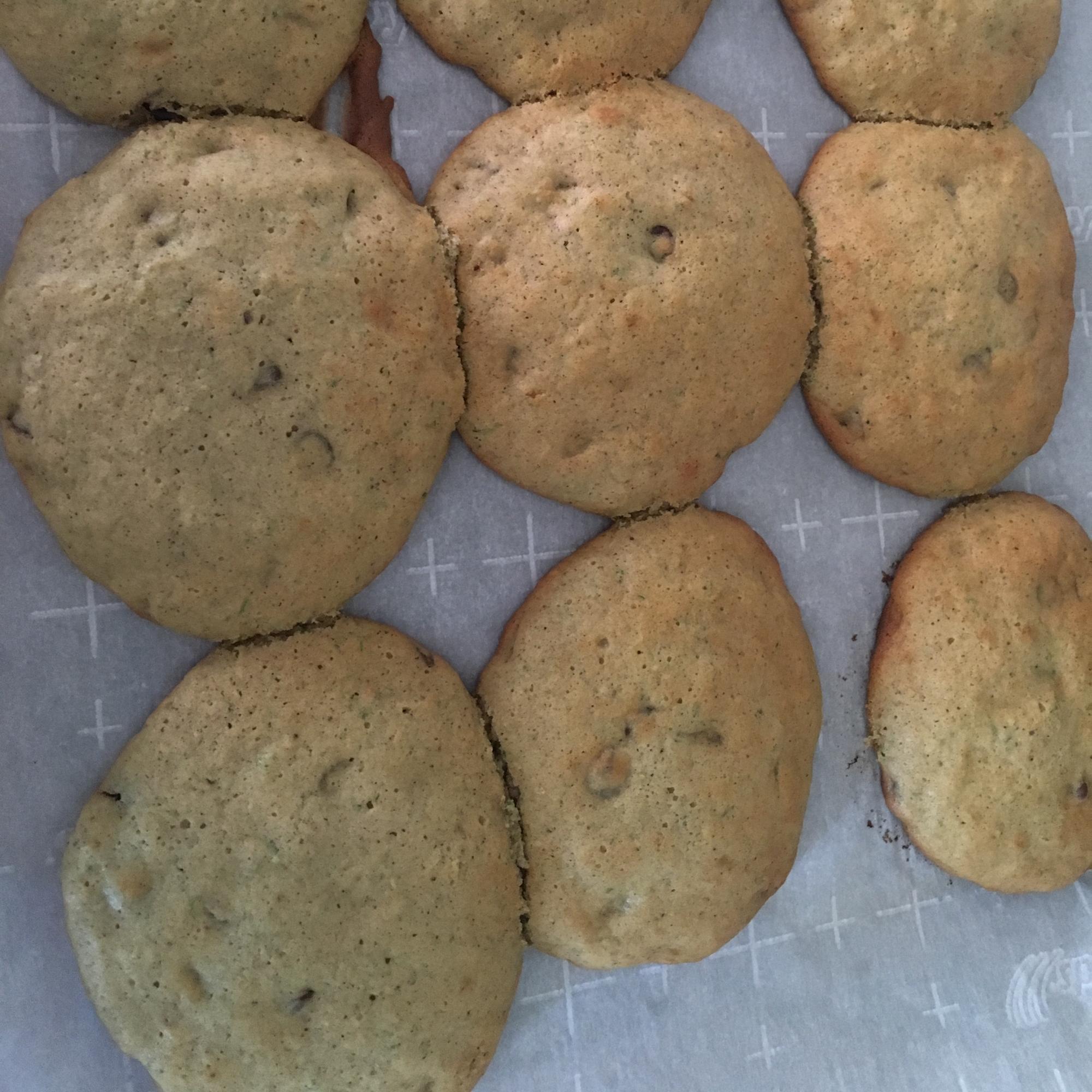 Zucchini Cookies xluscious13x