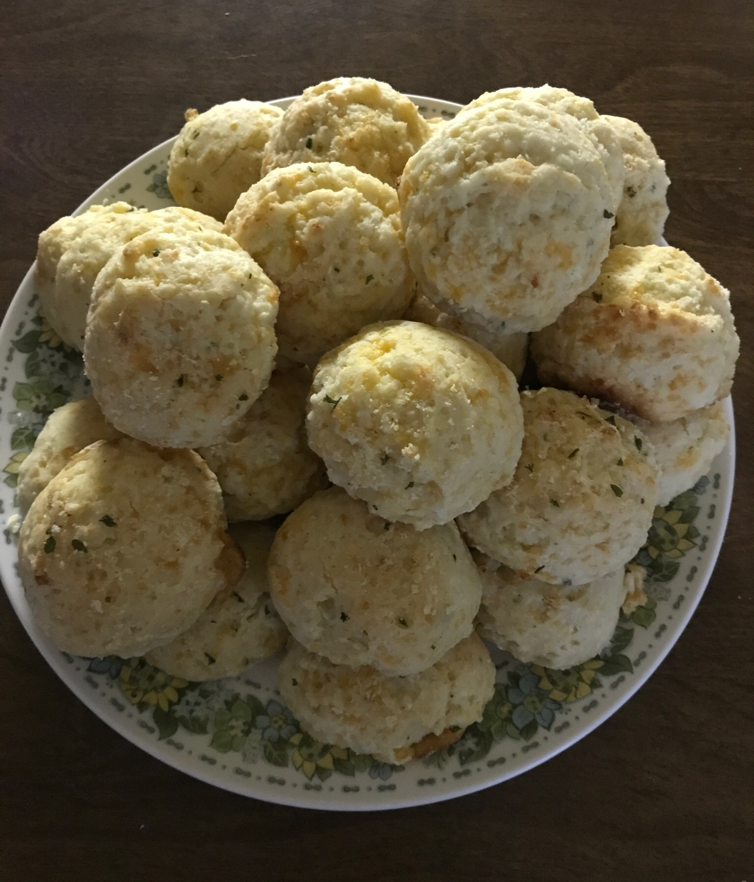 Cheddar Biscuits with OLD BAY® Seasoning SharonAbrey