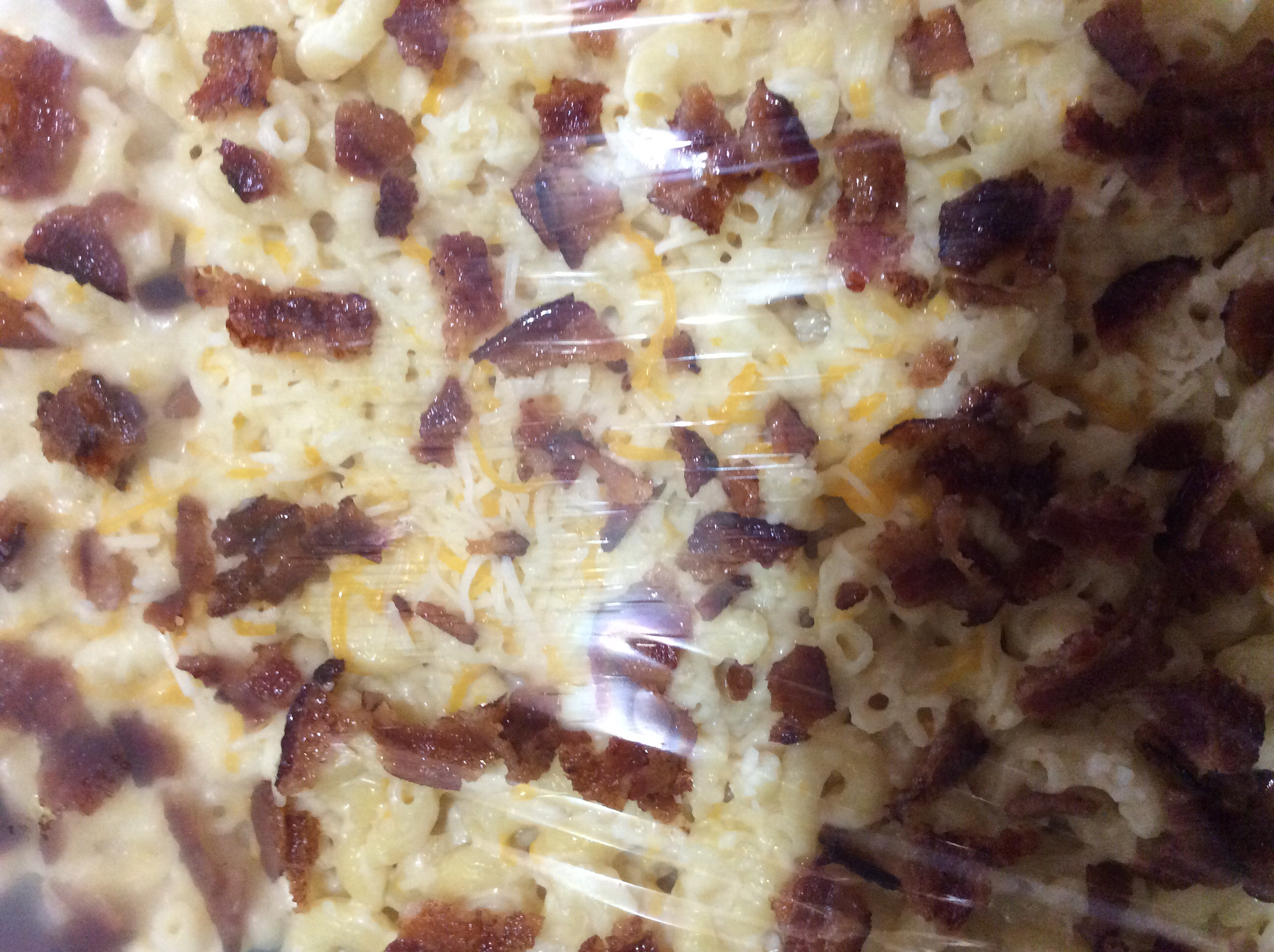 Cheddar-Bacon Mac and Cheese ZGriffin