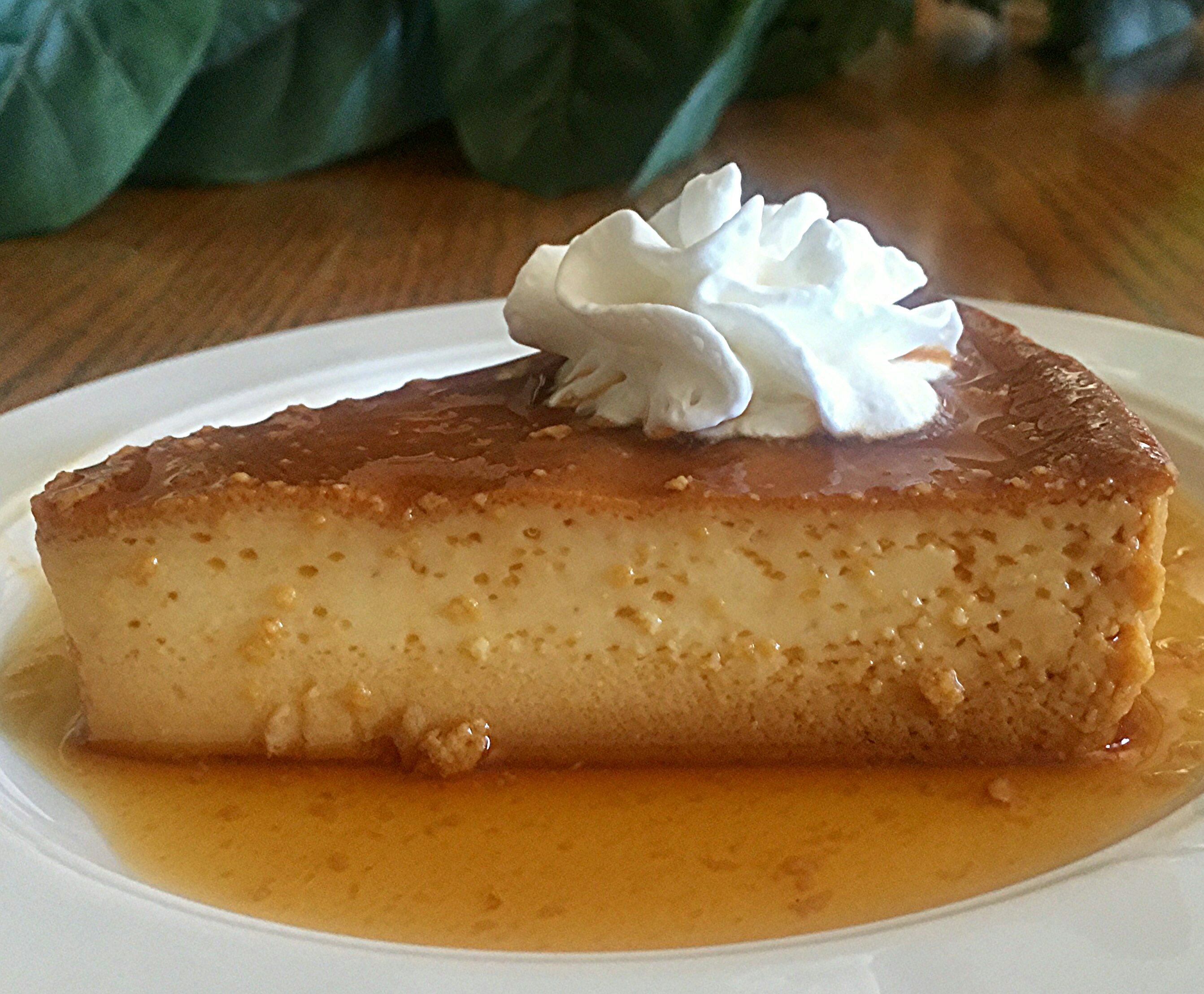 Super Easy Cream Cheese Flan Recipe Allrecipes