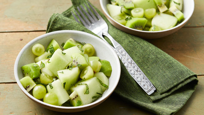 Green Fruit Salad Trusted Brands