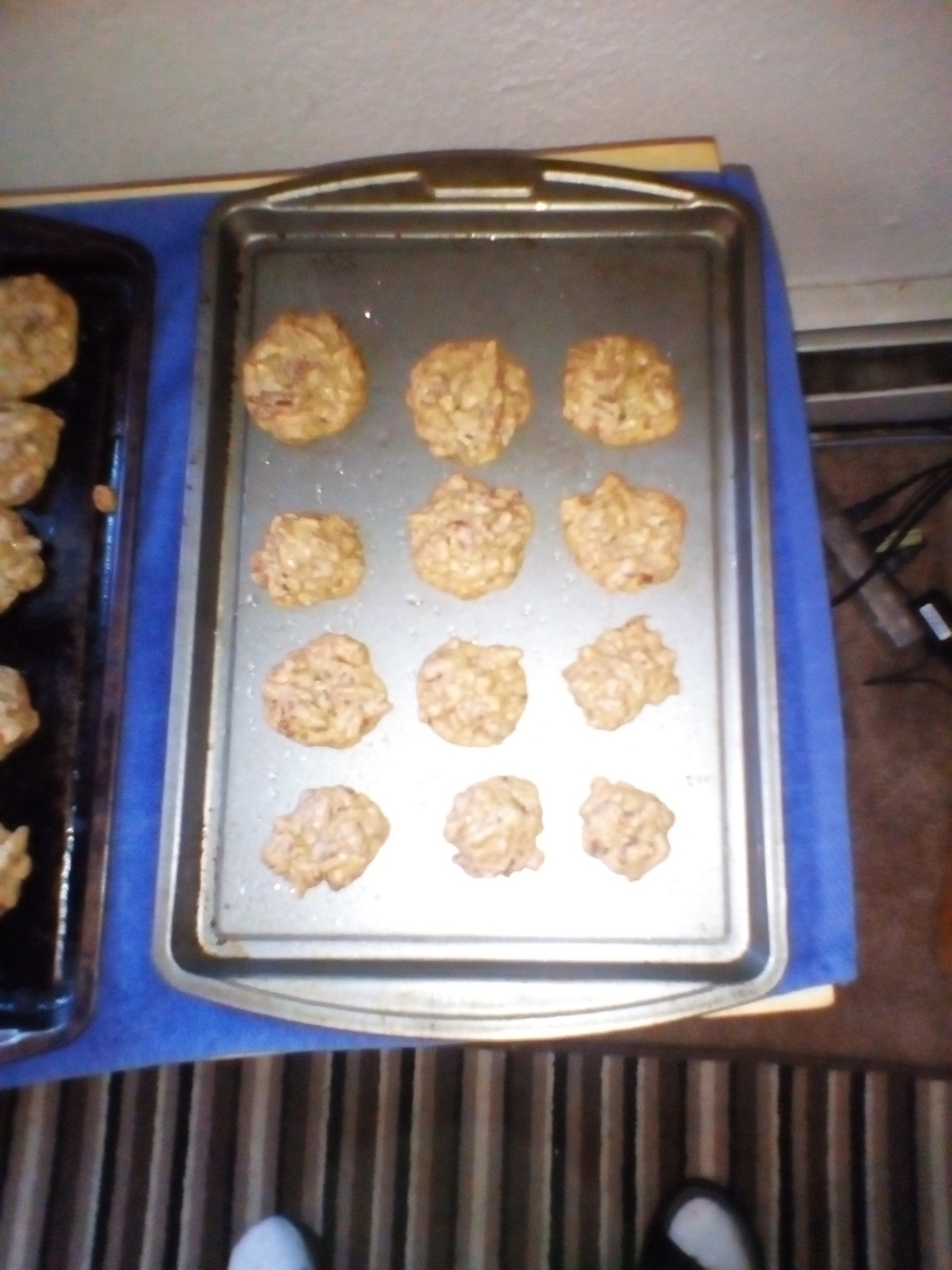 Cookie Pralines Jack Frank Tatum