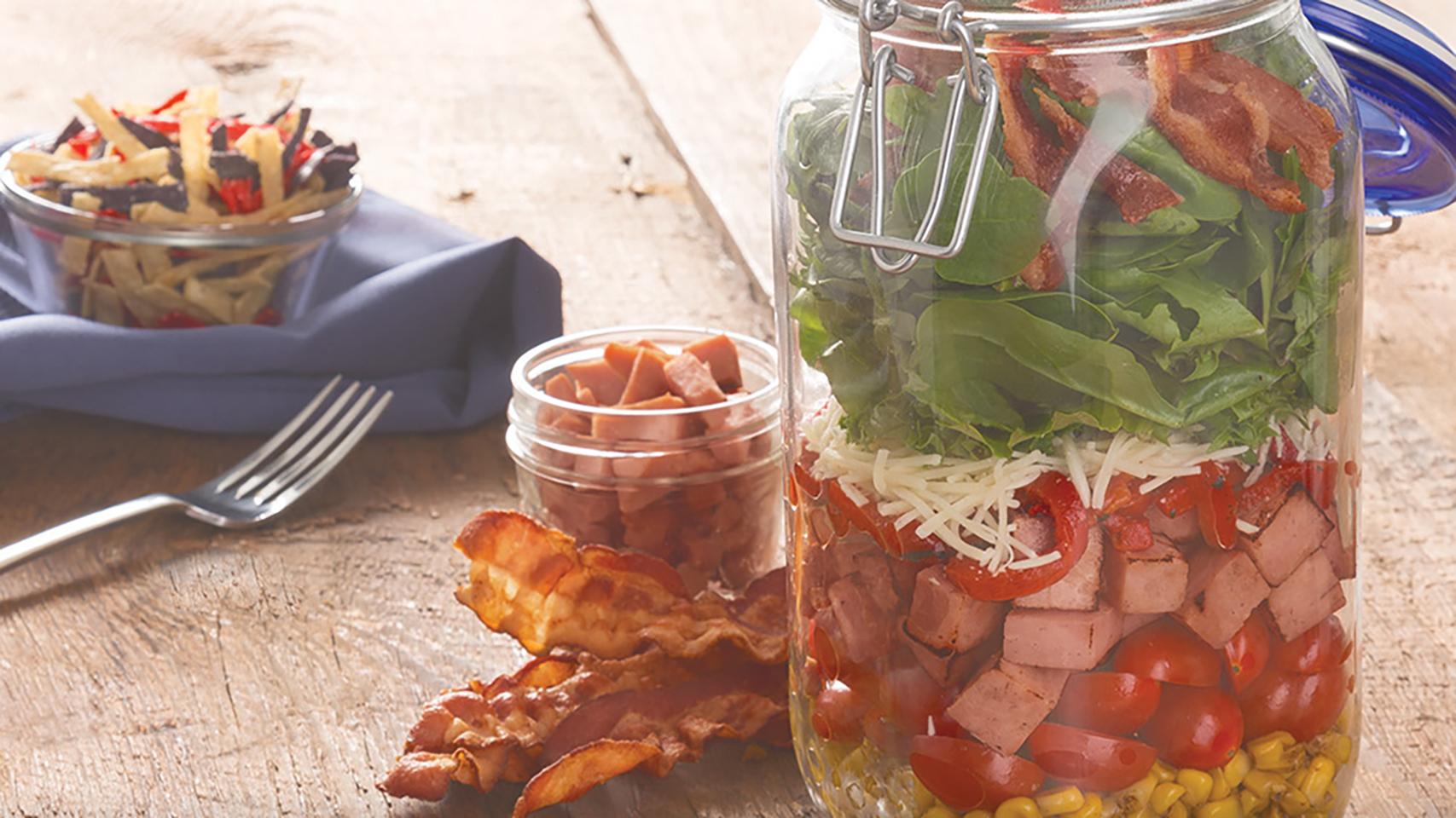 Crispy Southwest Salad