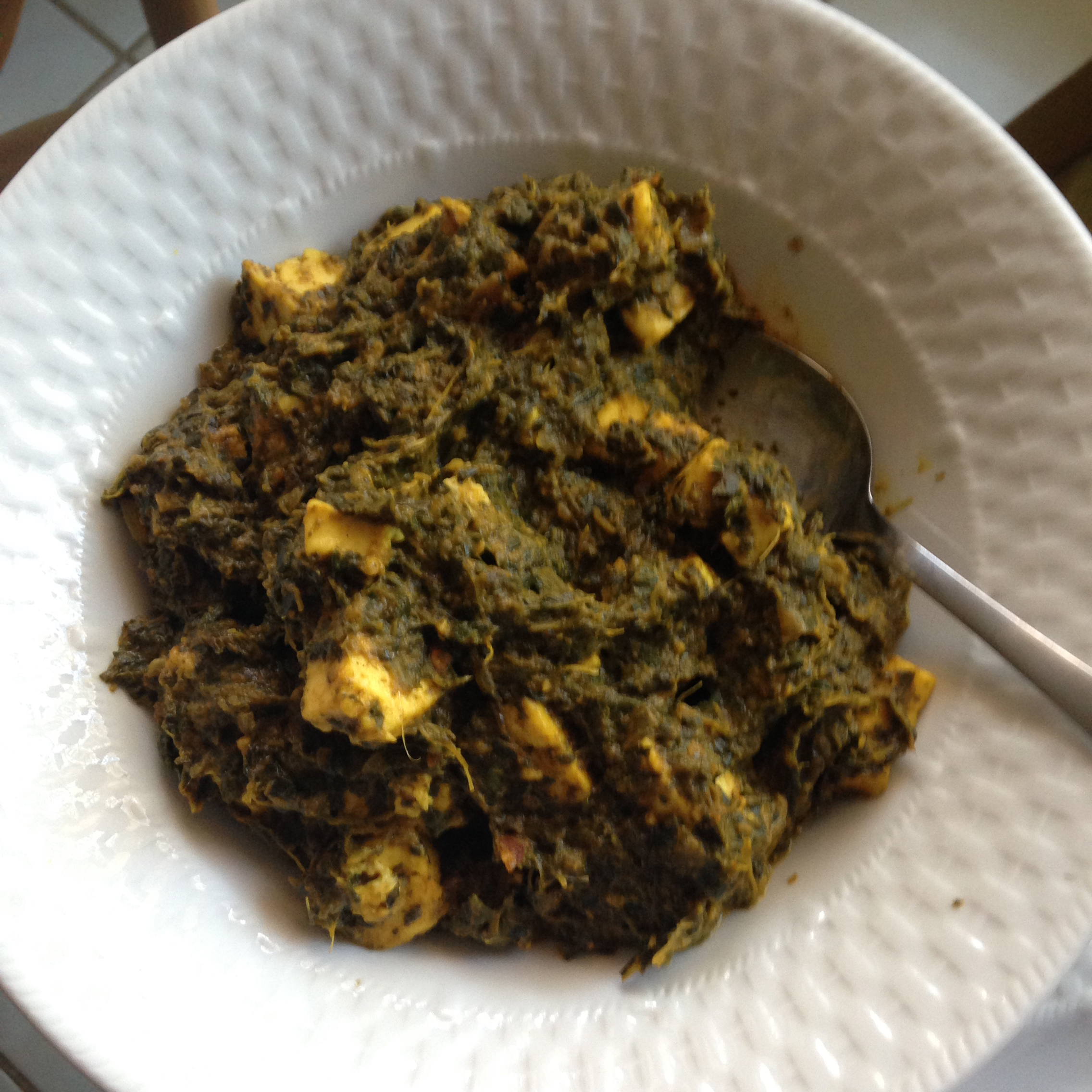 Authentic Saag Paneer Recipe Allrecipes
