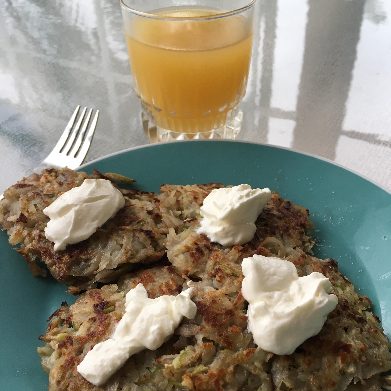 Apple Potato Pancakes GoodTaste