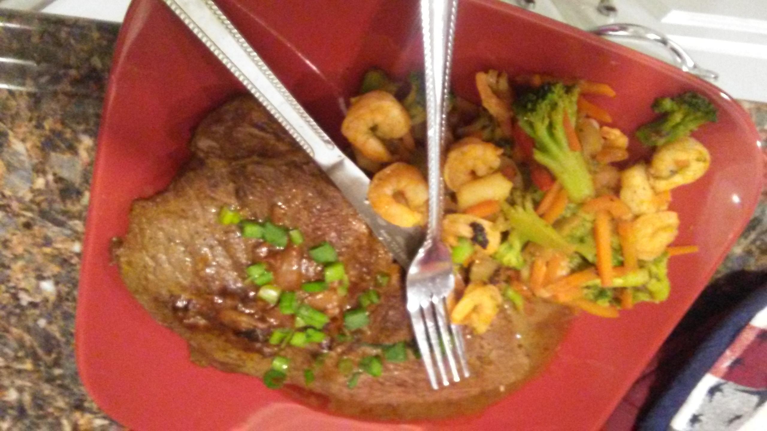 Chef John's Steak Diane ohla300