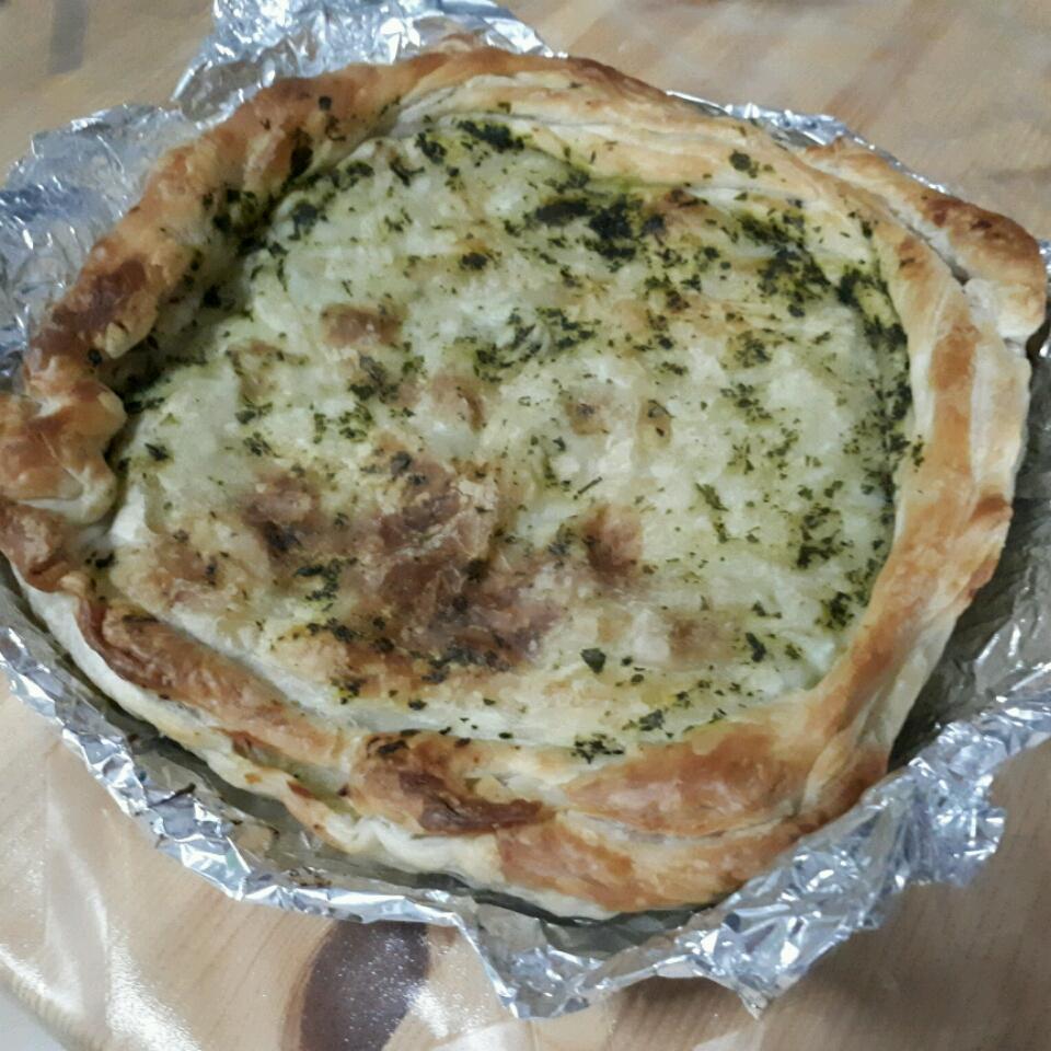 Super Easy Samosa Pie