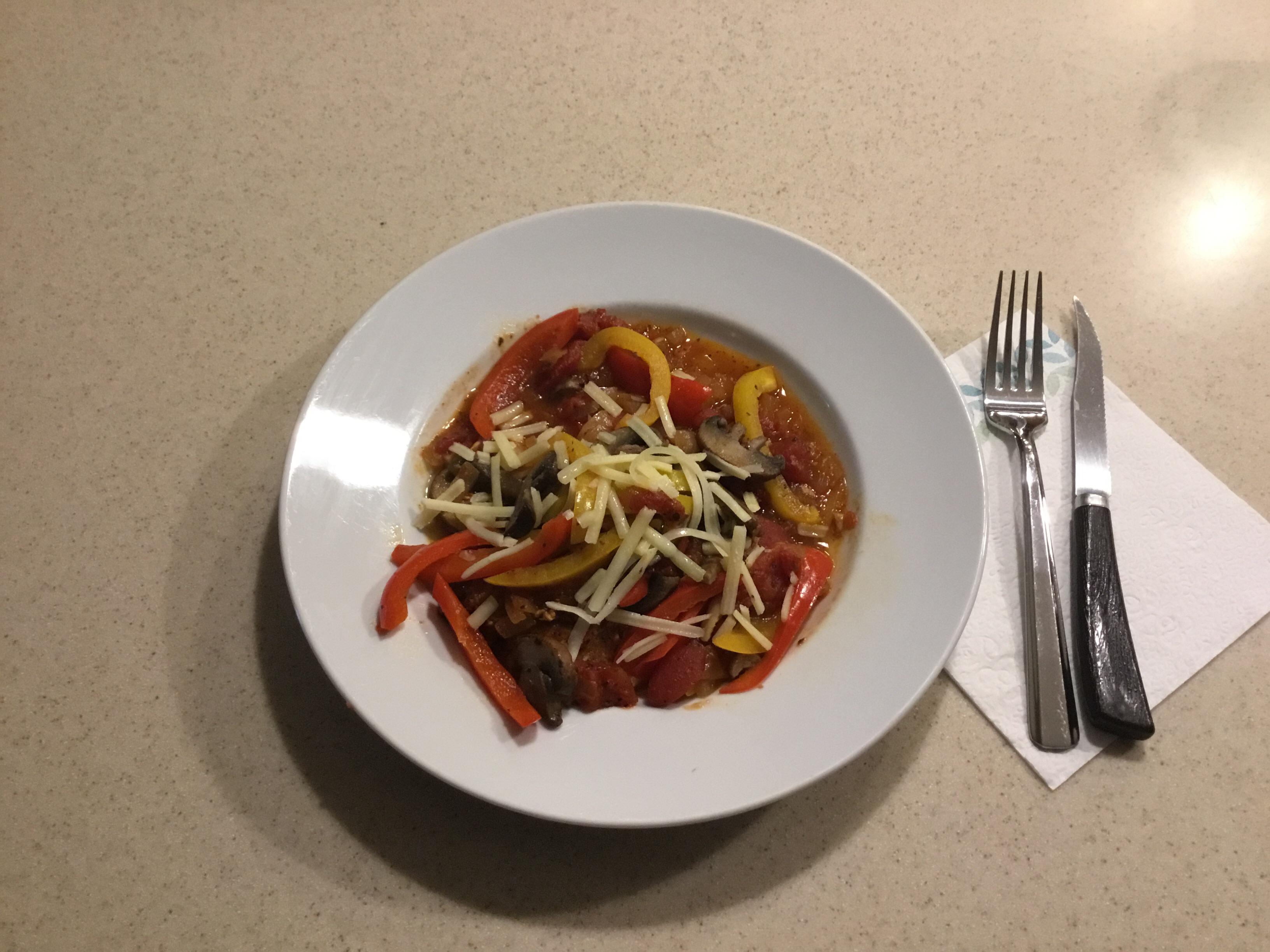 Pork Chops Italiano