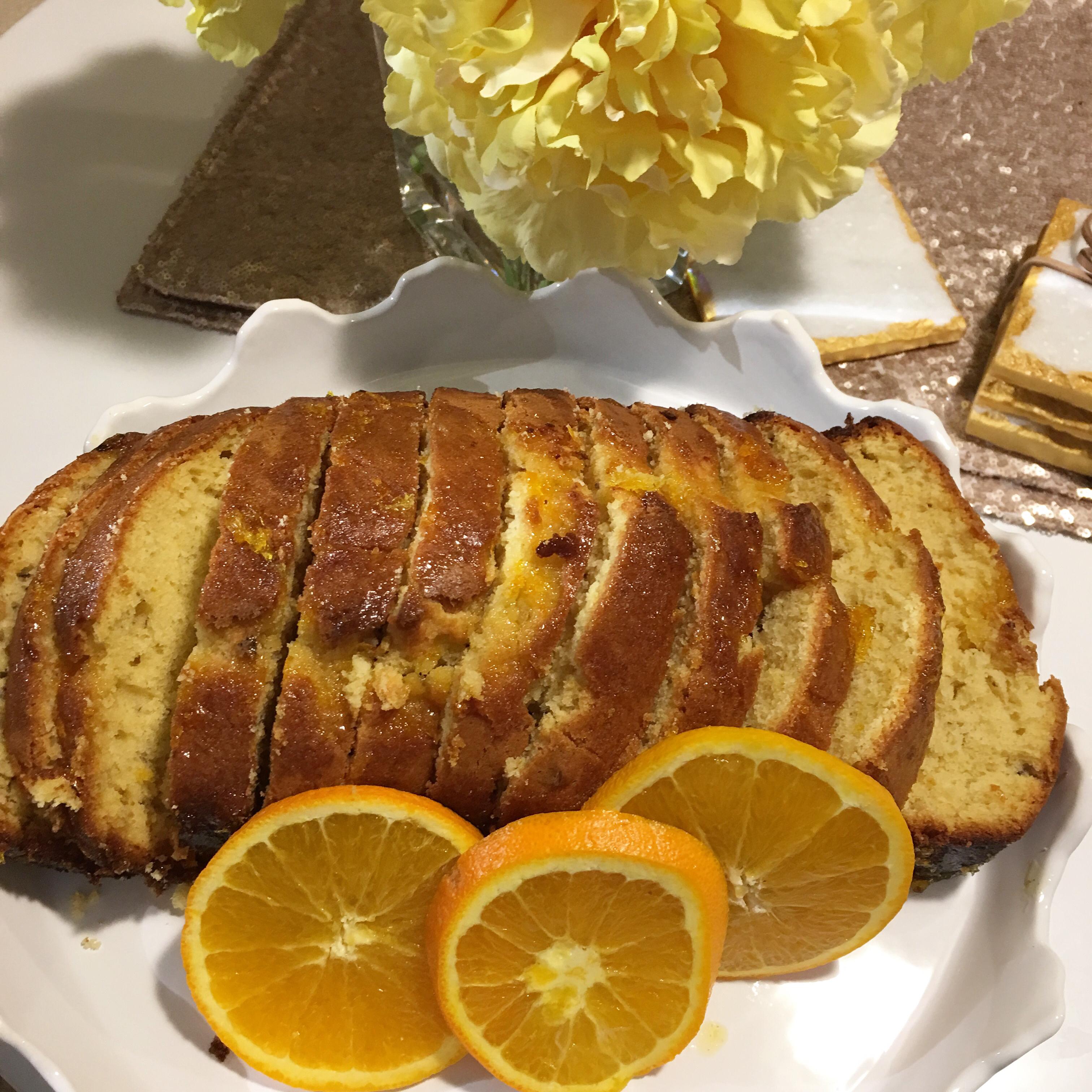 Orange Loaf Akelia Hylton