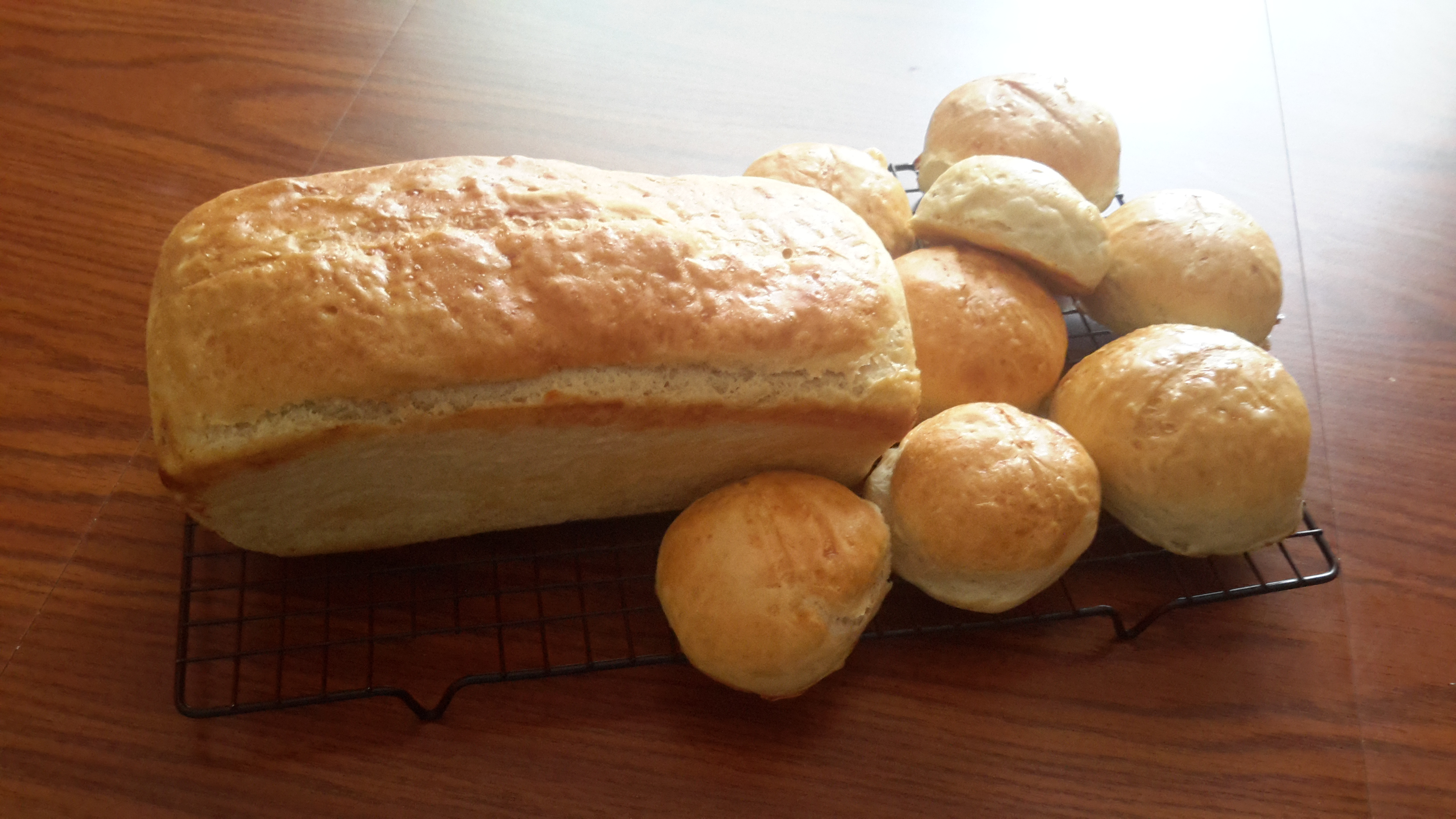 German Brotchen Rolls
