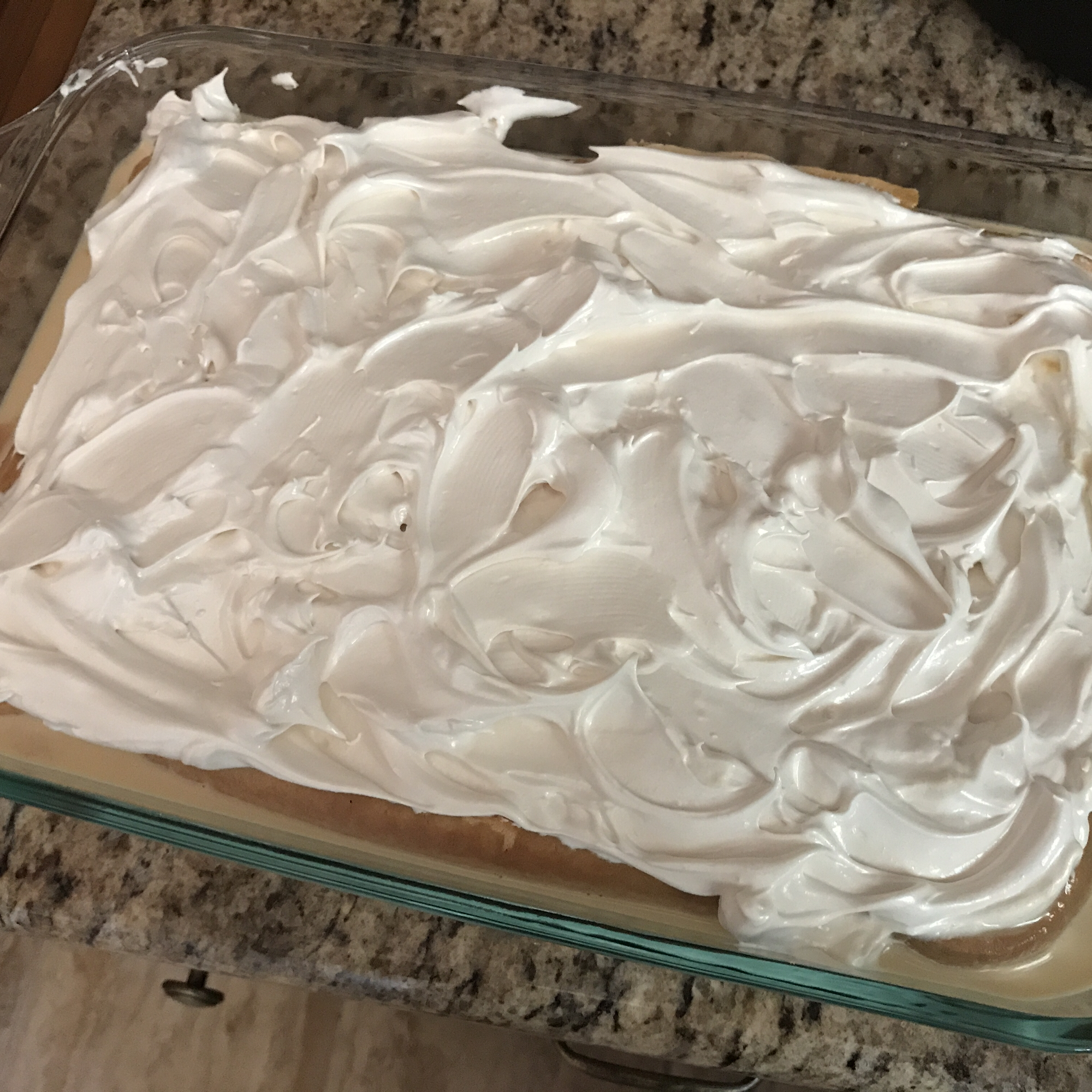 Tres Leches 'Three Milks'
