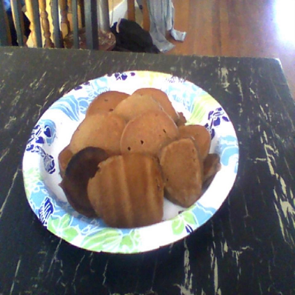 Keaton's Mini Chocolate Pancakes