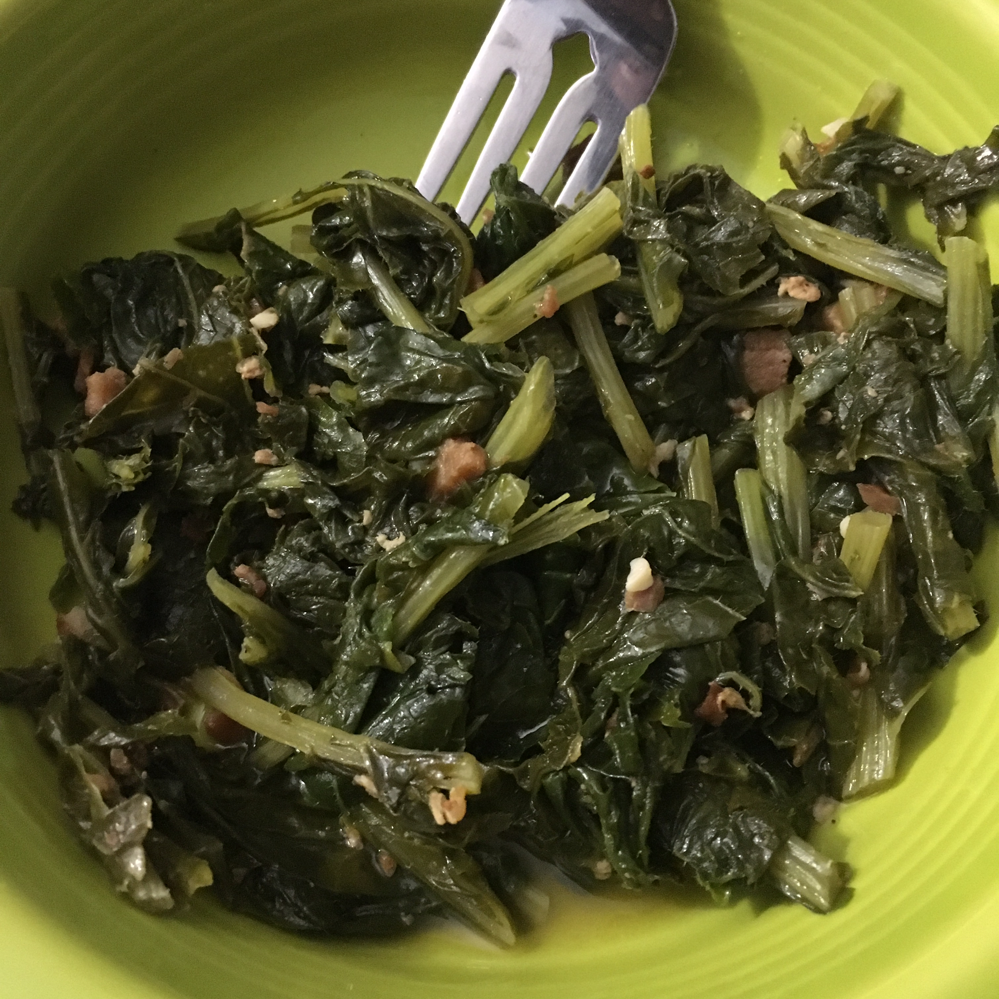 Healthy and Delicious Southern Turnip Greens