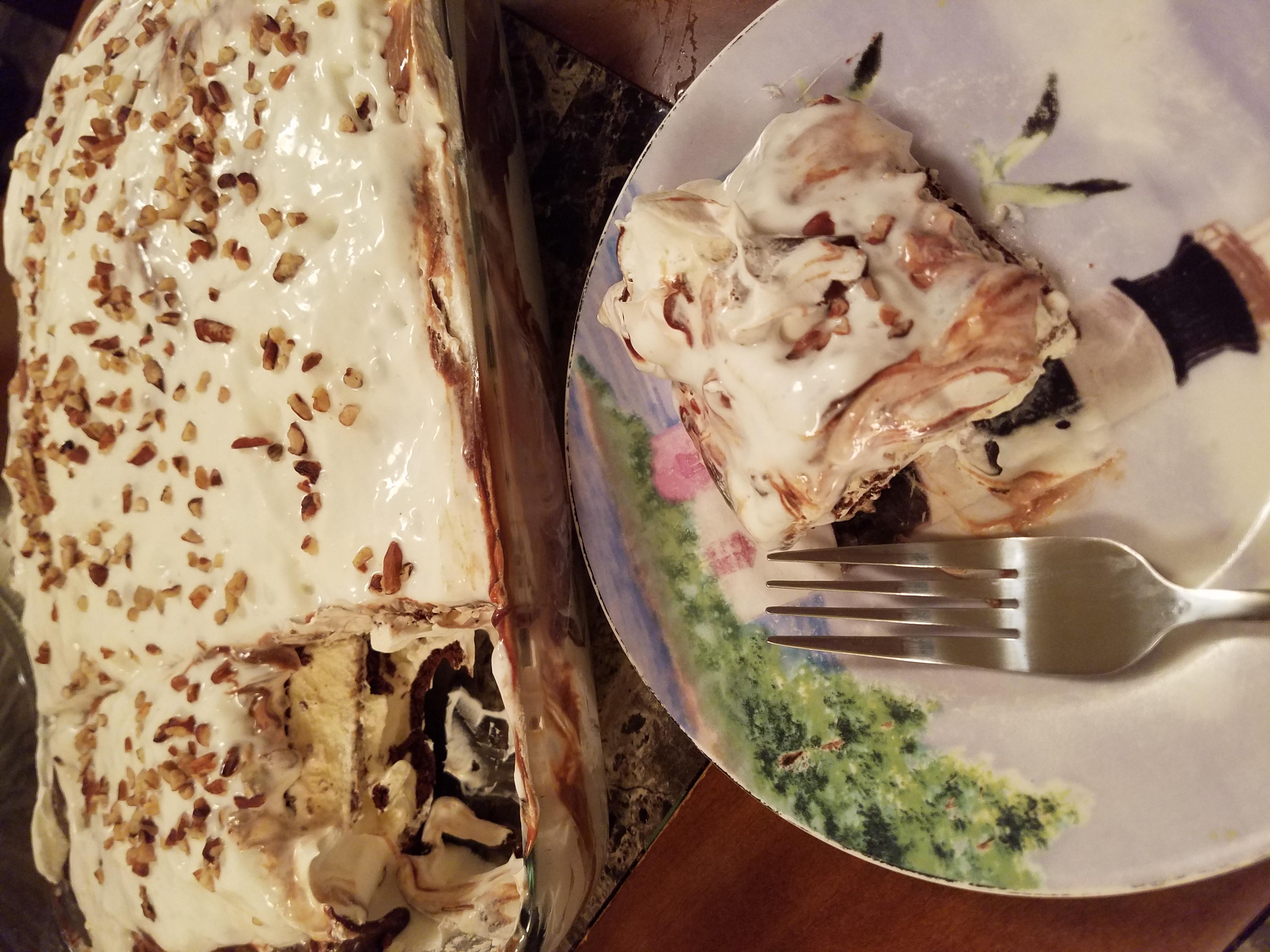 Ice Cream Sandwich Cake Linda Kaye Cox