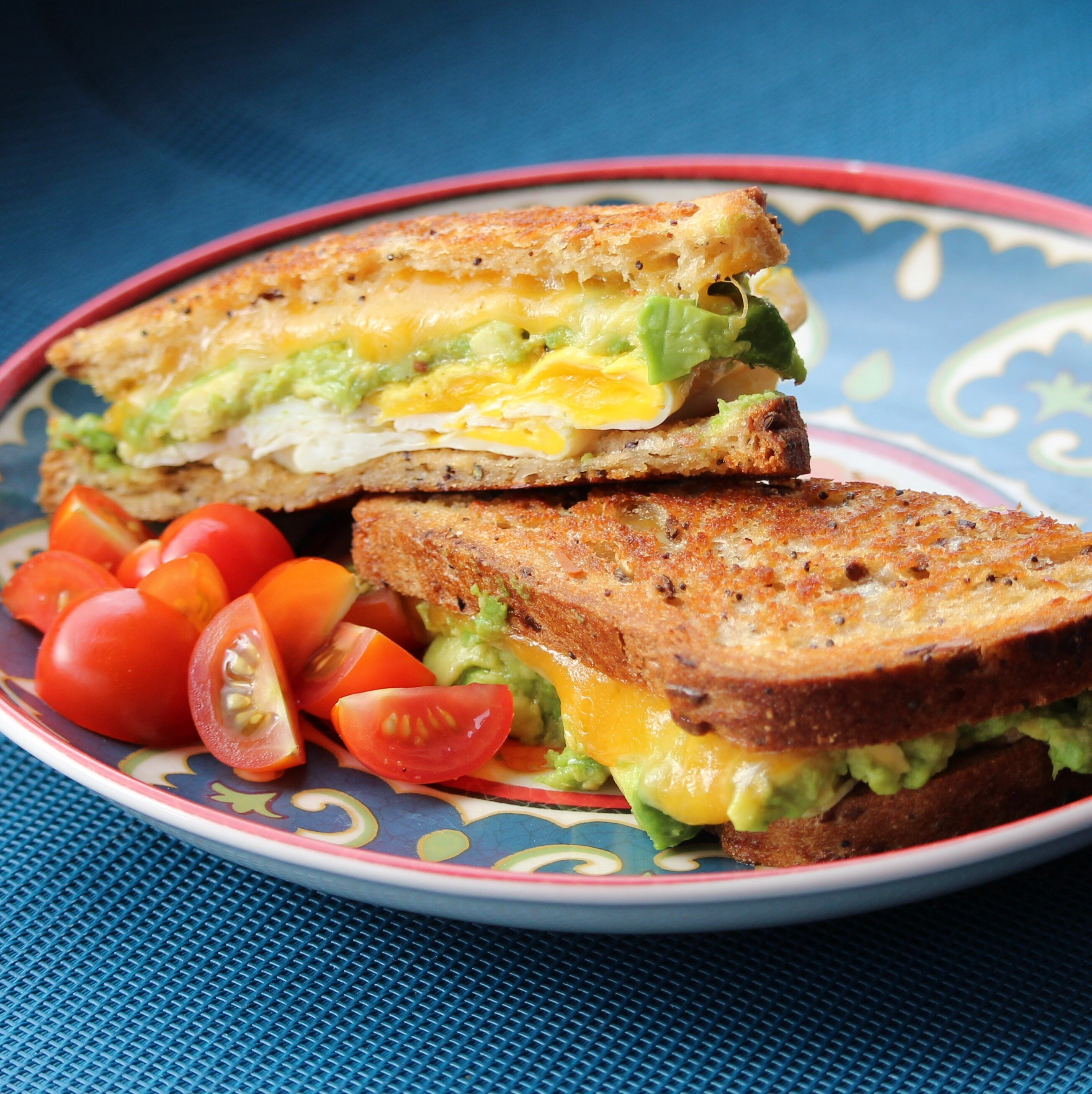 Avocado Breakfast Sandwich Recipe Allrecipes