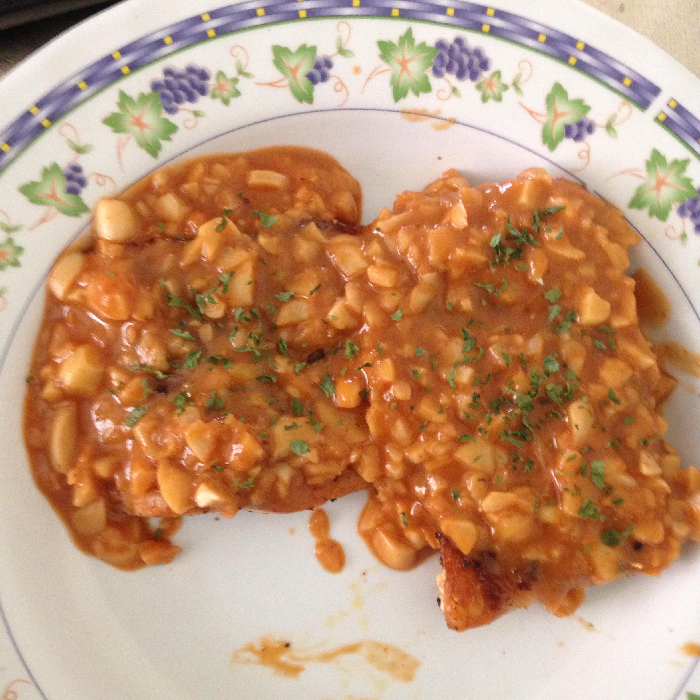 Honey Garlic Glazed Salmon Amanda Marie