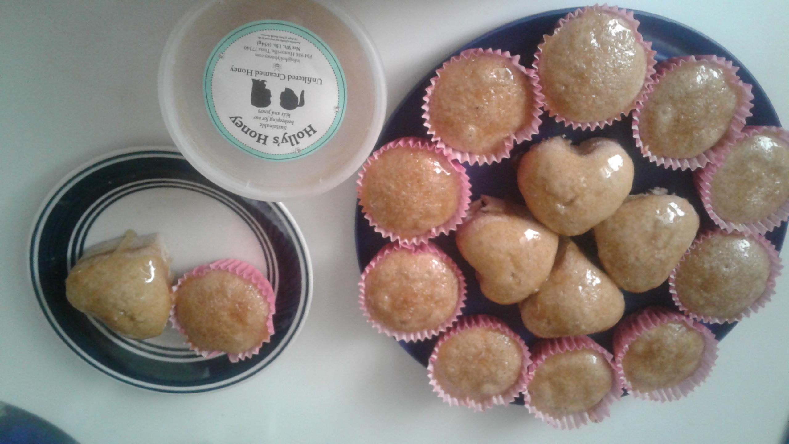 Sopapilla Cupcakes Todd Marsh