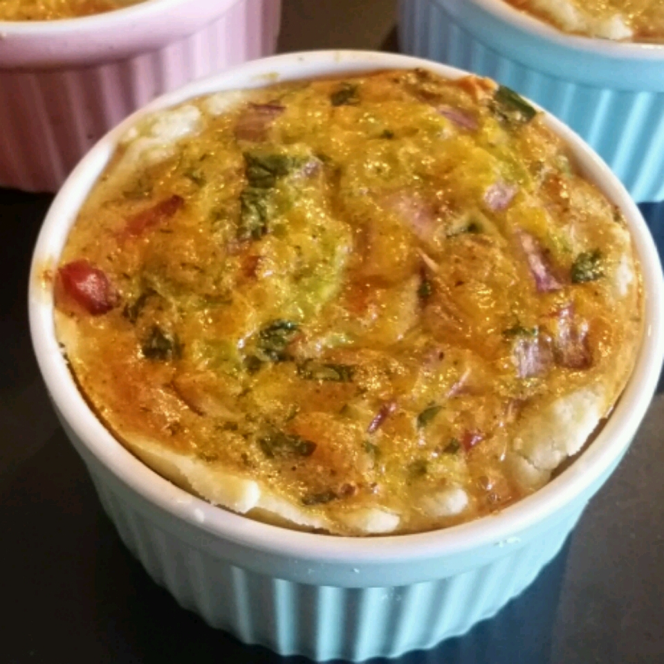 Marvelous Mini Mexican Quiches Tim
