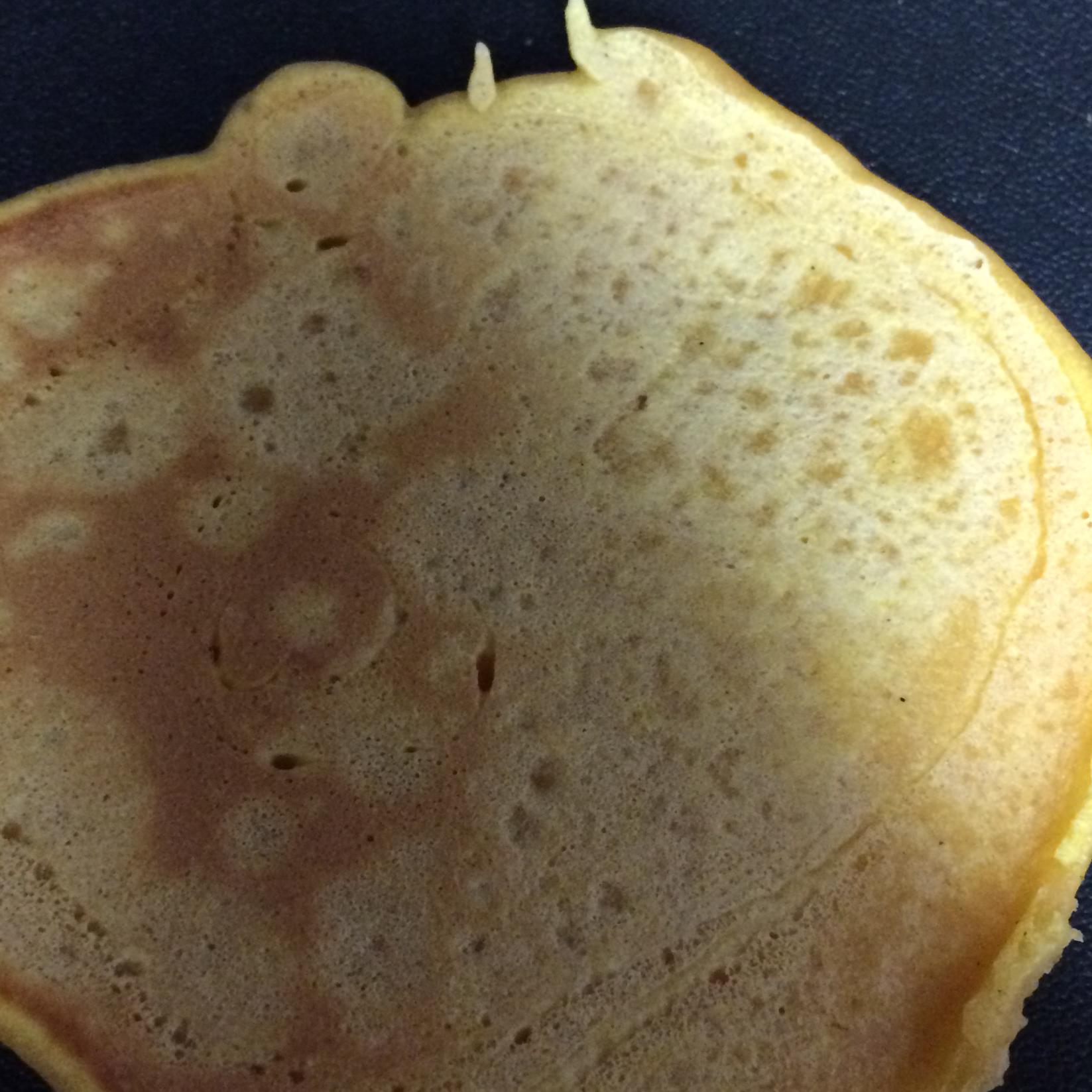 Simply Pumpkin Pancakes