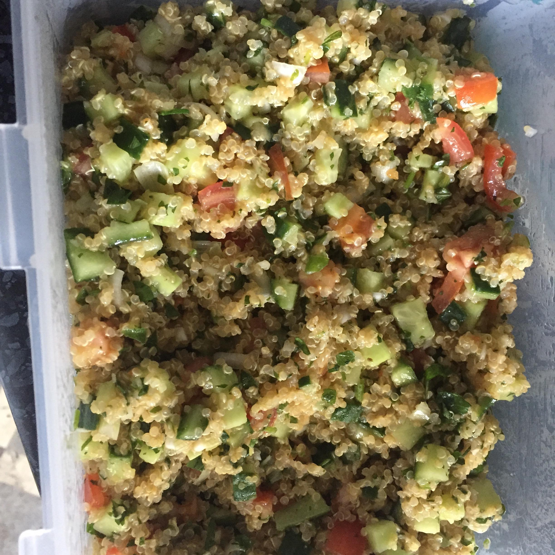Quinoa Tabbouleh Salad lagersam